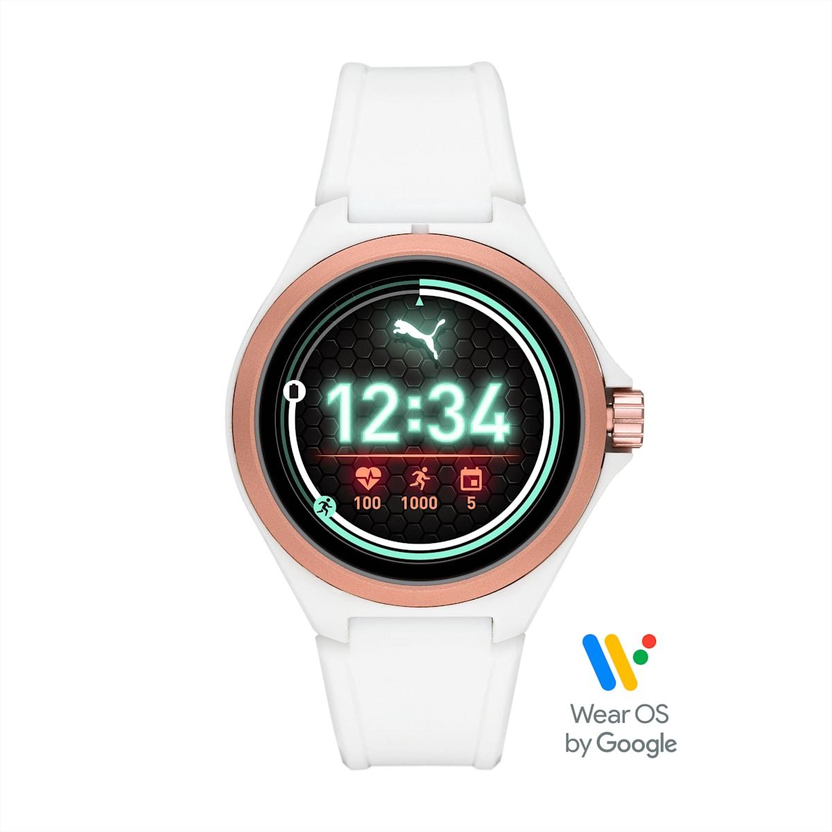 Montre Smartwatch PUMA Gen 4 Heart Rate (blanche)