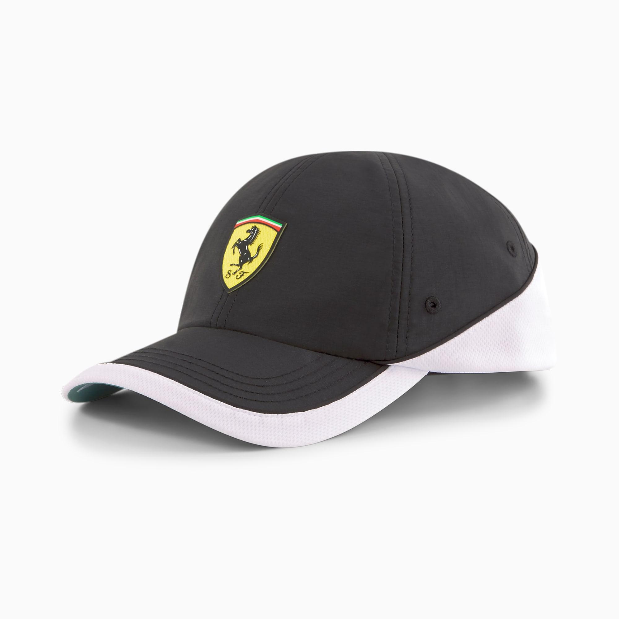Casquette de baseball Scuderia Ferrari, Noir, Accessoires - PUMA - Modalova