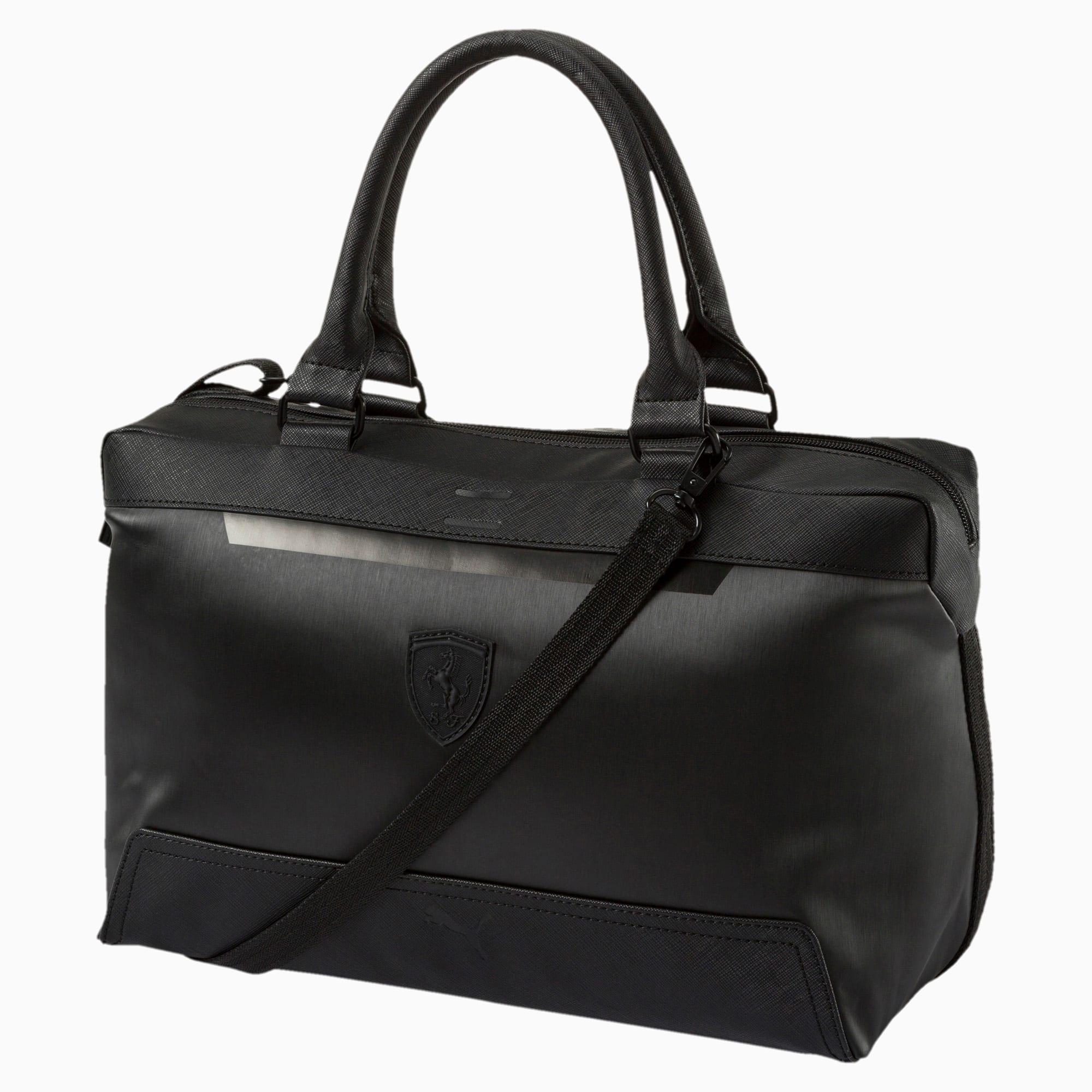 Image of PUMA Ferrari Damen Handtasche | Mit Aucun | Schwarz