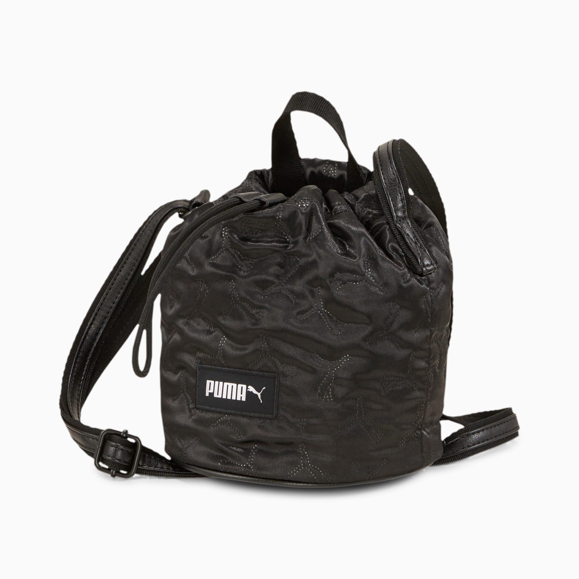 petit sac bucket classics pour femme, noir, accessoires