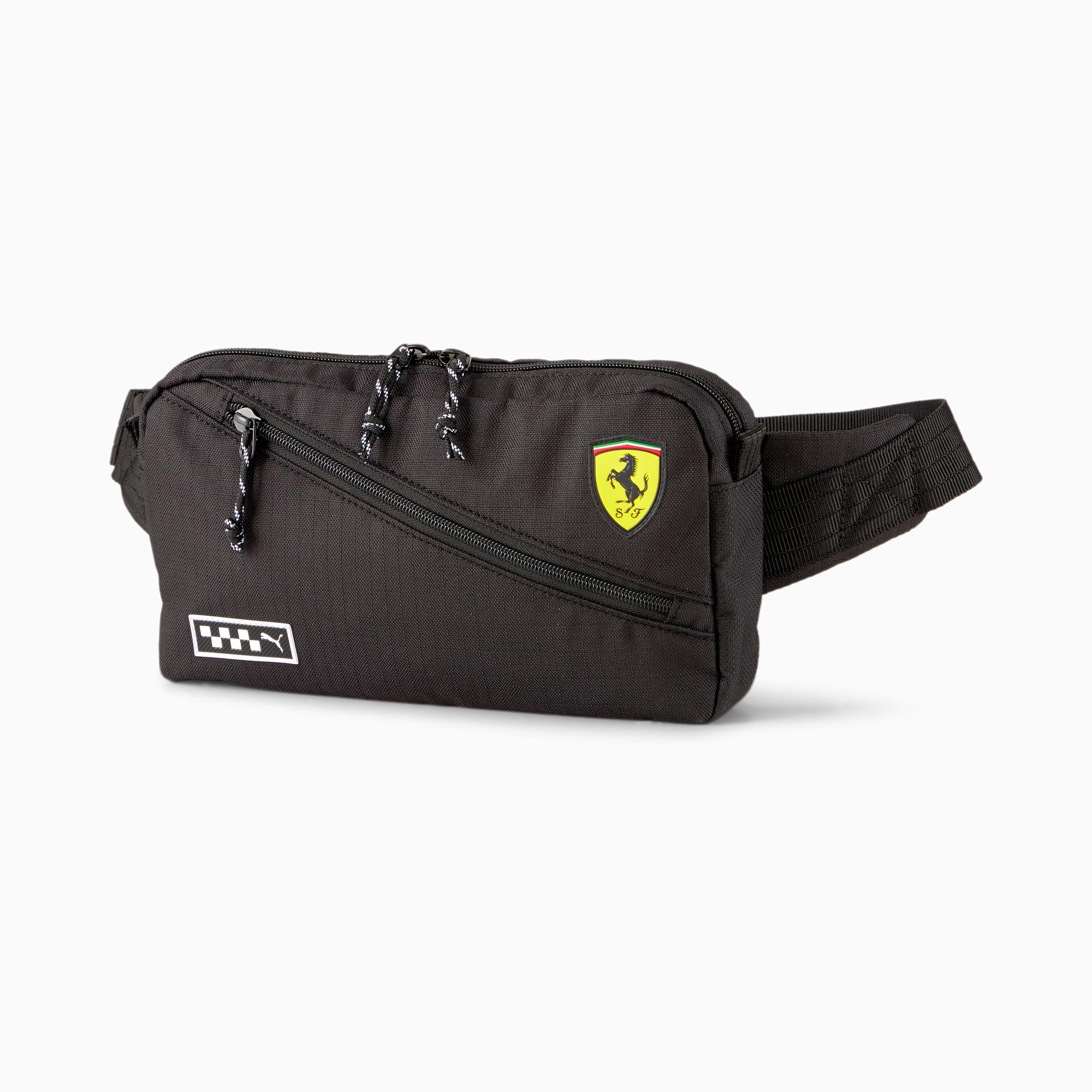 Sac banane Scuderia Ferrari, Noir, Accessoires - PUMA - Modalova