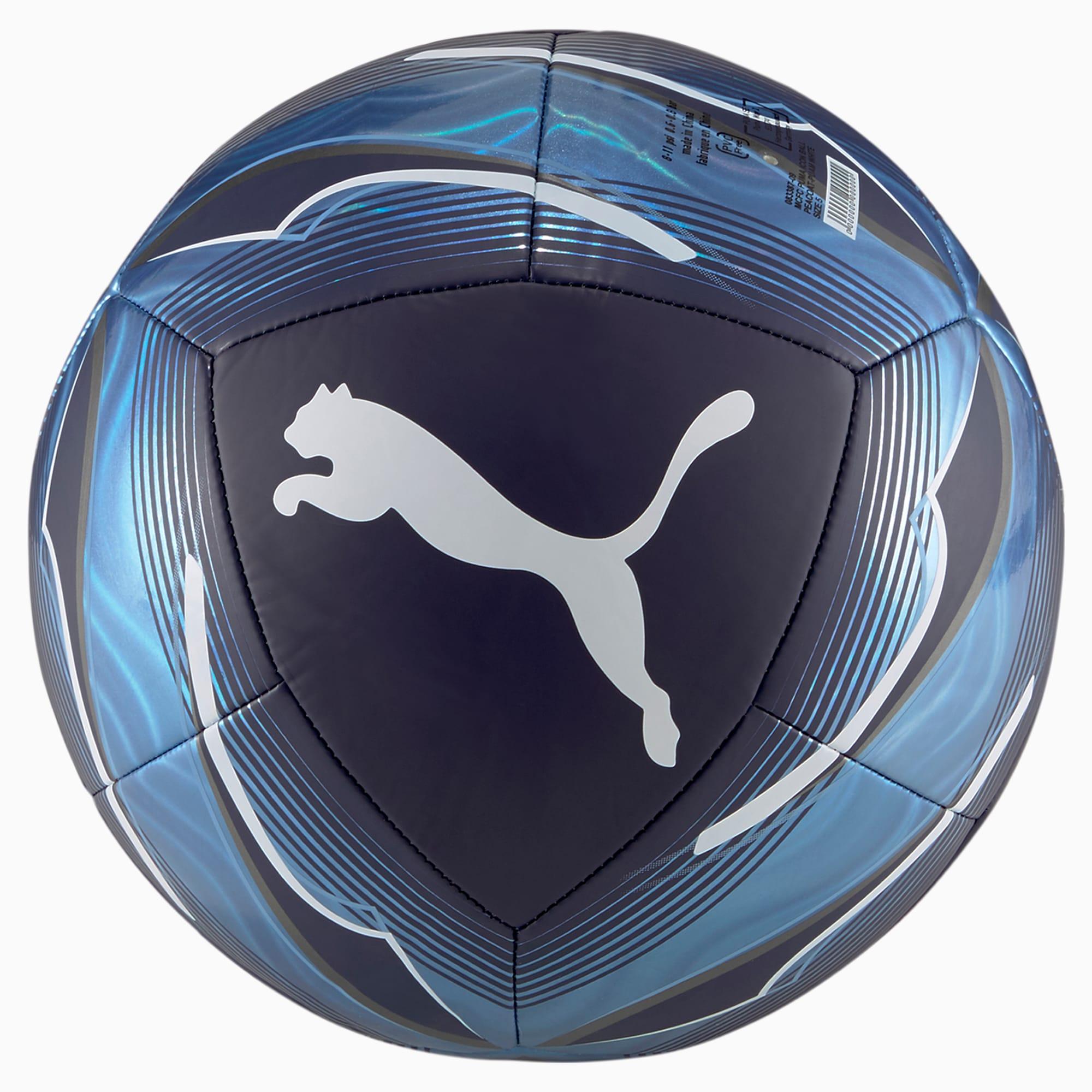 PUMA Man City Icon Fußball | Weiß | Größe: 5