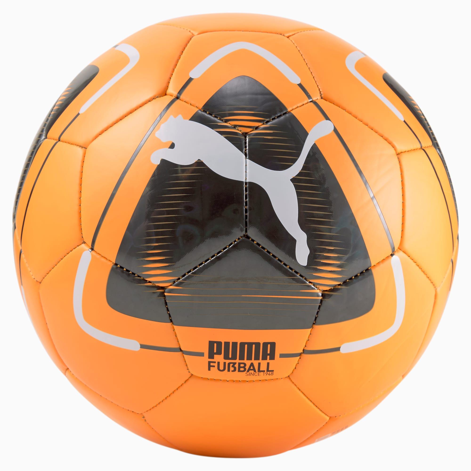 Pallone da calcio FUßBALL Park per uomo, Nero/Arancione, Taglia 3   PUMA