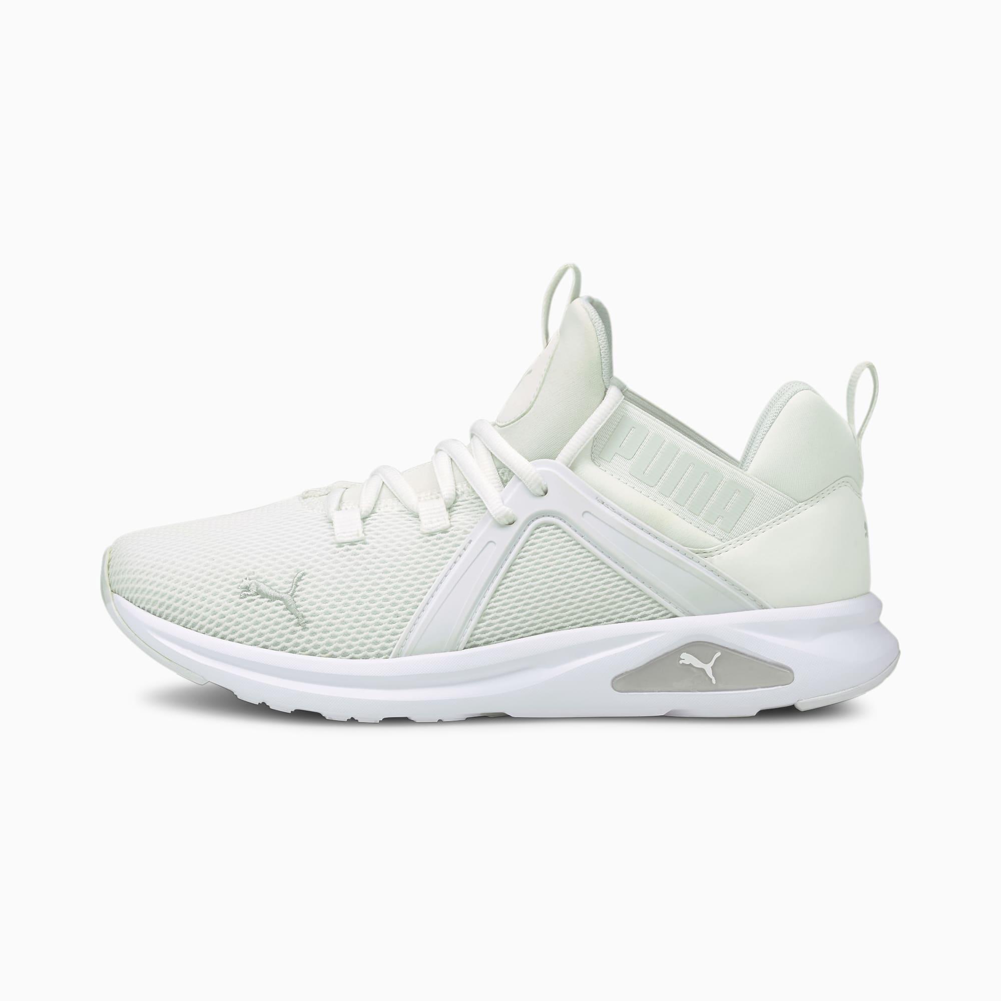 Zapatillas de Running Para Hombre Enzo 2, Blanco/Gris, Talla 48.5 | PUMA Hombres