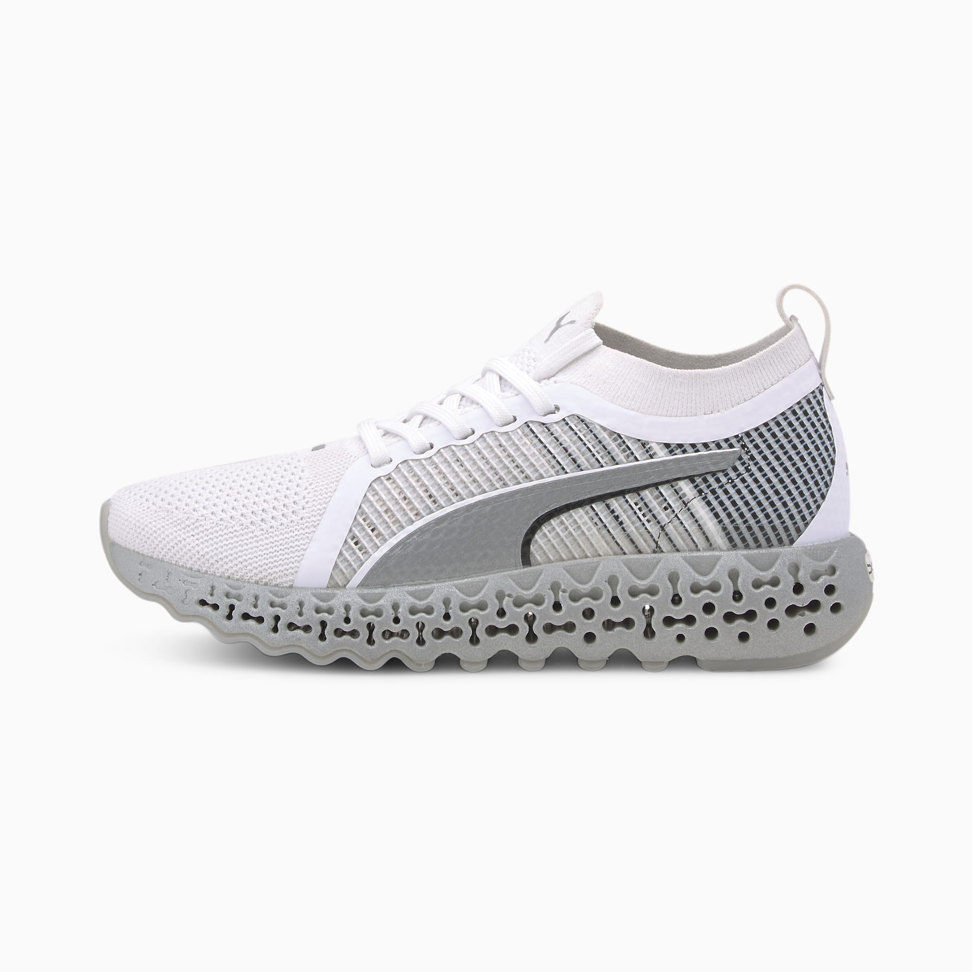 Image of PUMA Calibrate Damen Sneaker Schuhe | Mit Aucun | Weiß | Größe: 37.5
