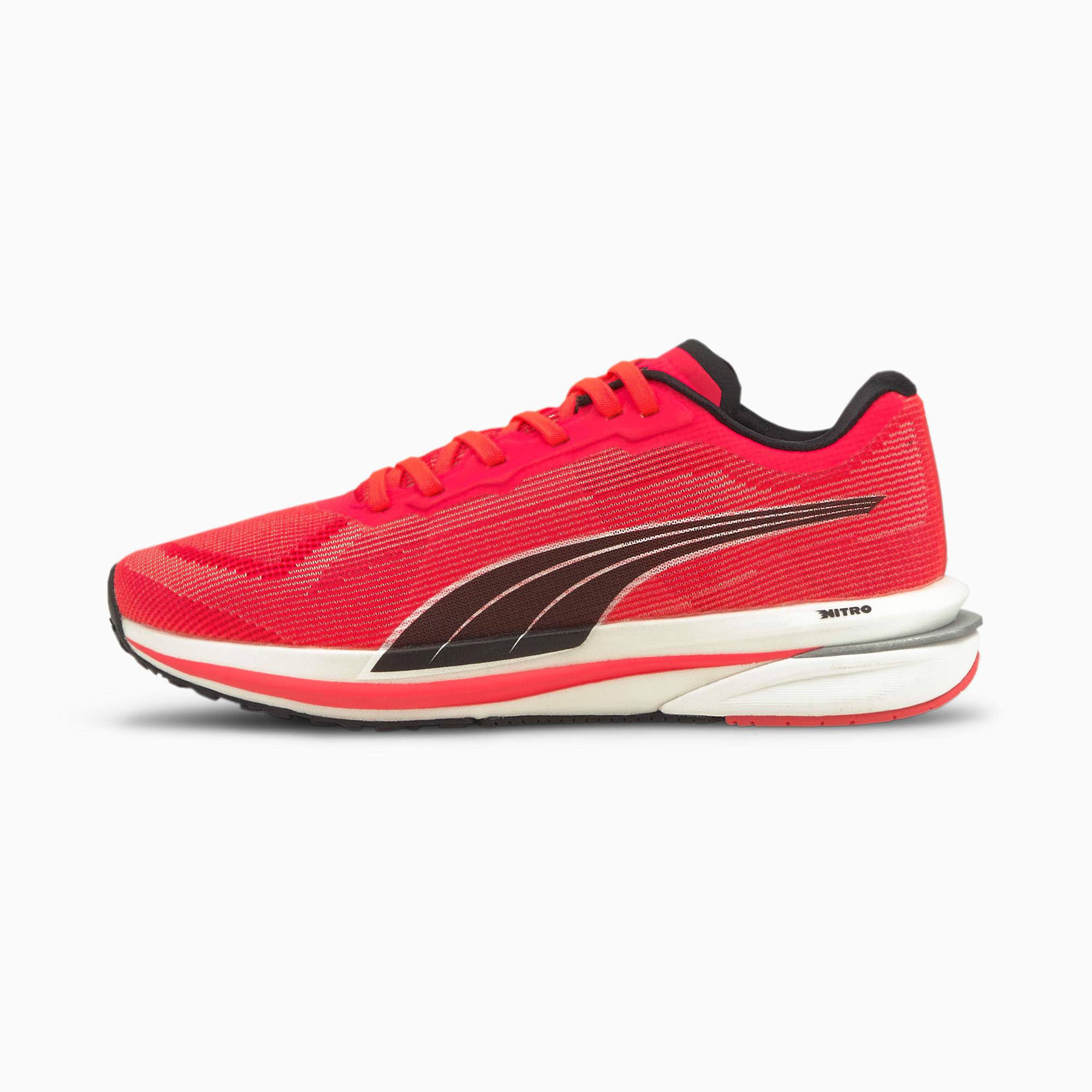 Zapatillas de Running Para Mujer Velocity Nitro, Negro/Blanco, Talla 42 | PUMA Mujeres