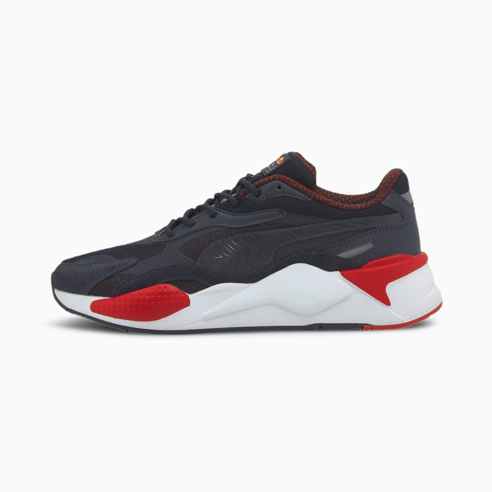 PUMA Red Bull Racing RS-X Sneaker Schuhe | Mit Aucun | Schwarz/Rot/Weiß | Größe: 42.5