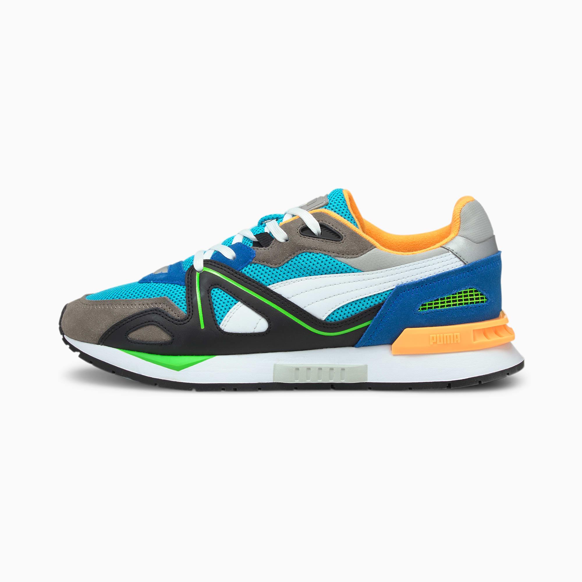 Mirage Mox Vision sneakers, Blauw/Grijs, Maat 38,5 | PUMA