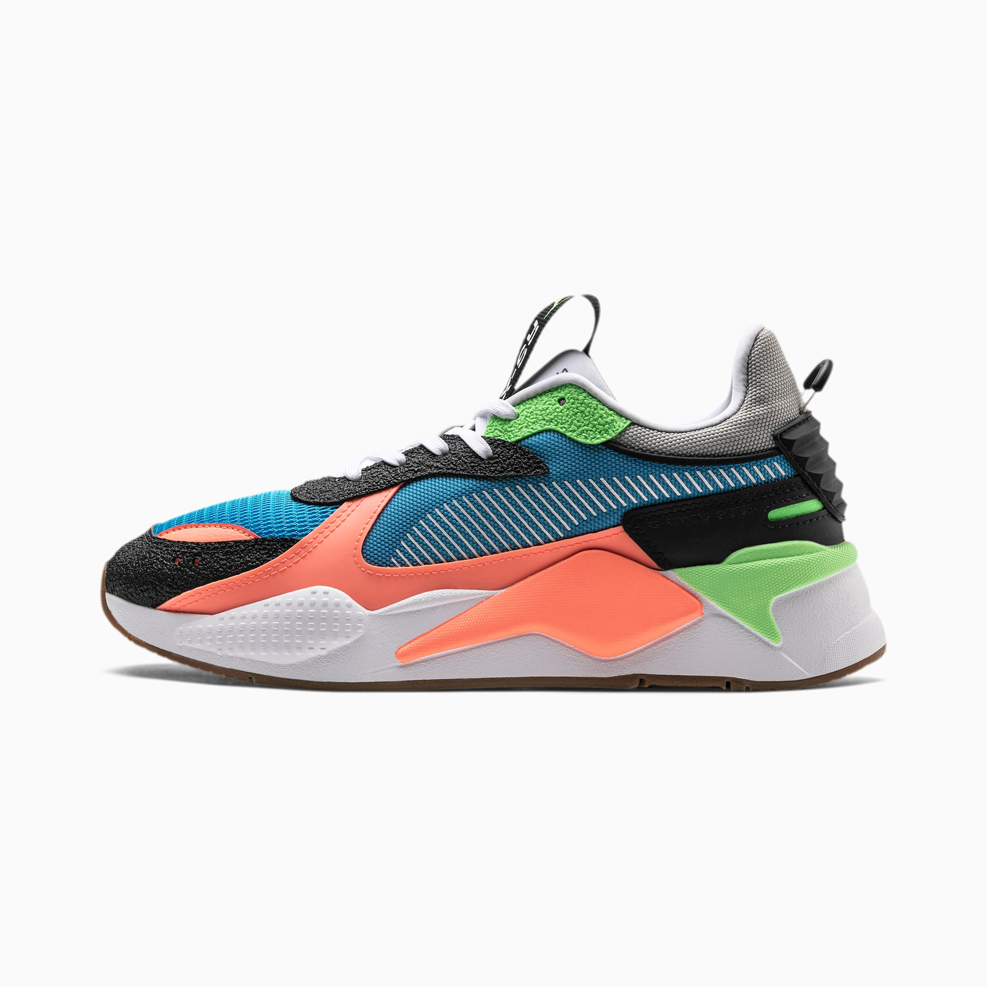 PUMA RS-X Hard Drive Sneaker Schuhe | Schwarz | Größe: 38.5