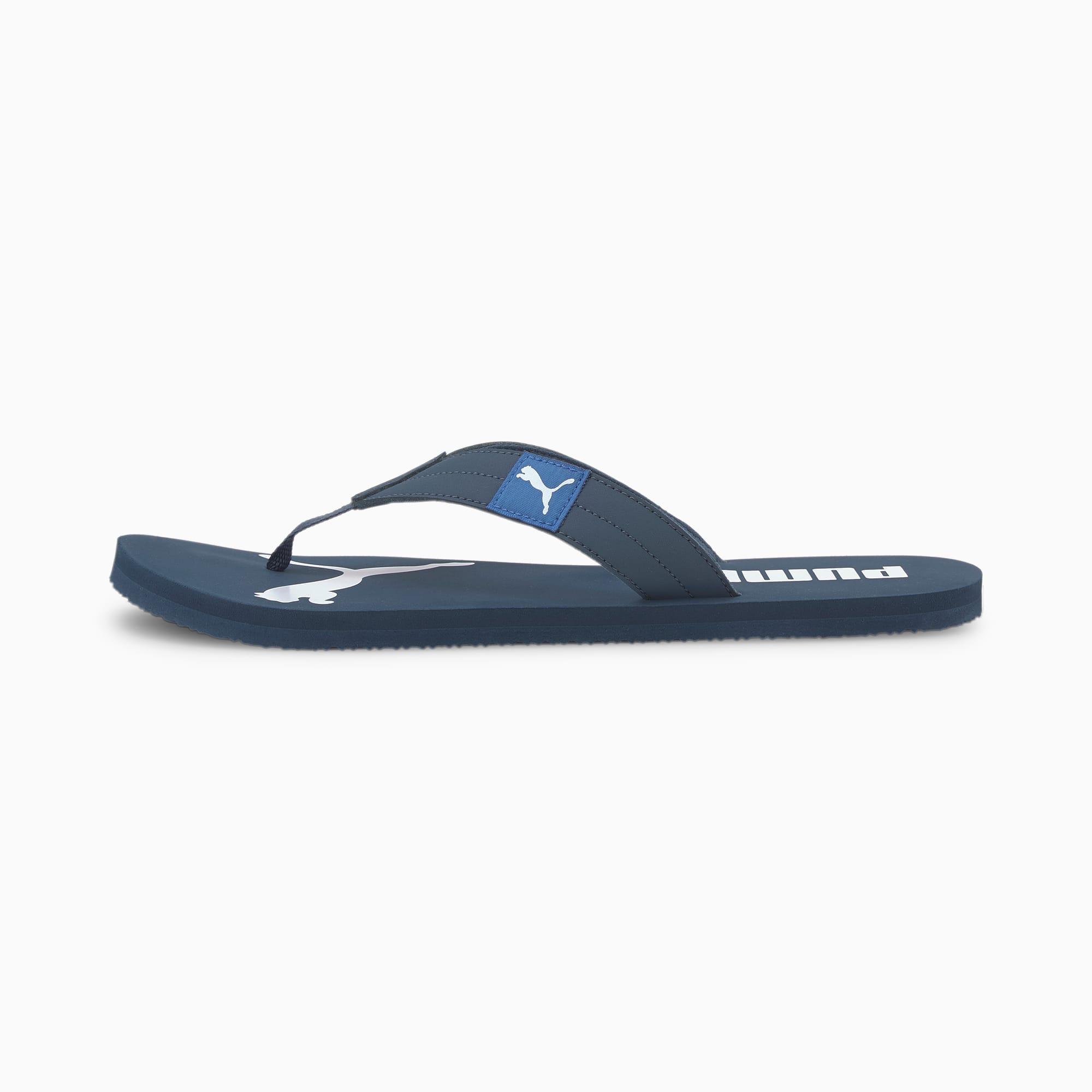 PUMA Sandaly Cosy Flip, Niebieski, rozmiar 39, Obuwie