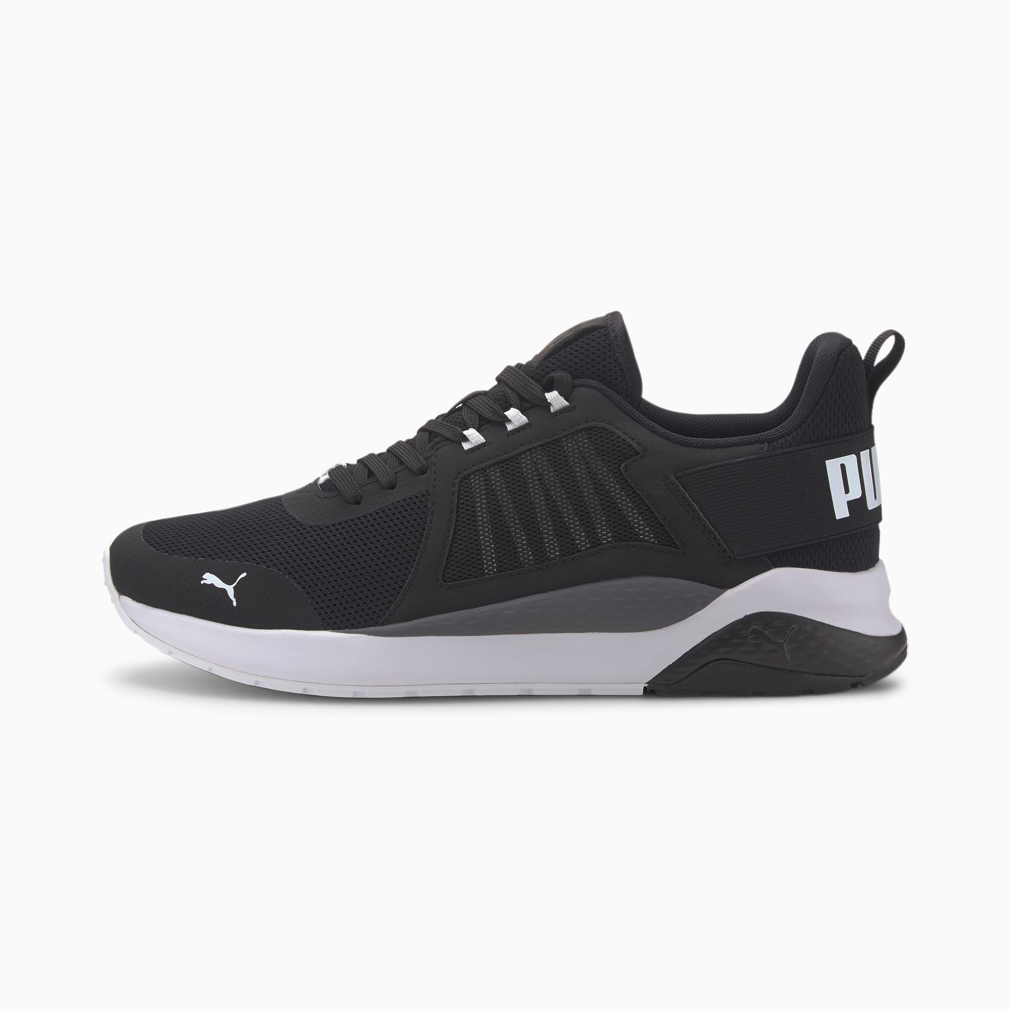 Anzarun sportschoenen, Wit/Zwart, Maat 40,5   PUMA
