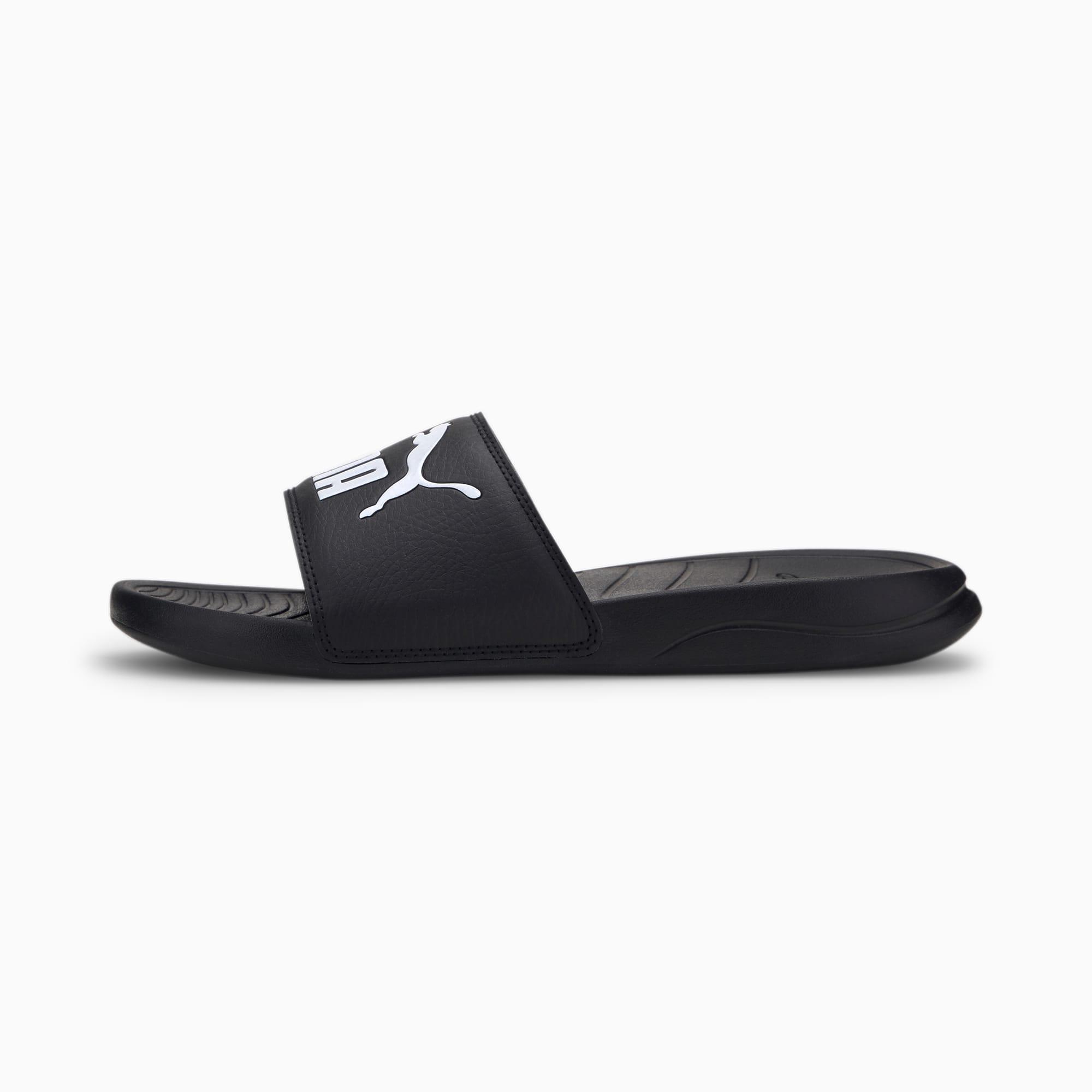 Popcat 20 sandalen, Wit/Zwart, Maat 49,5   PUMA