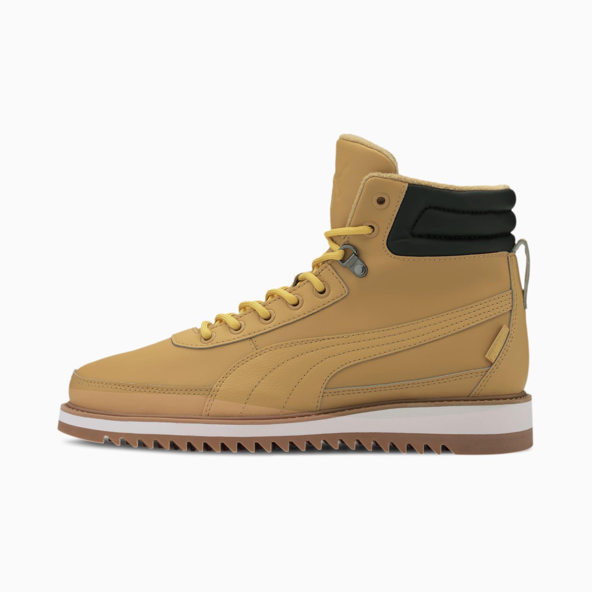 PUMA Desierto v2 PureTEX Sneaker Schuhe | Mit Aucun | Braun/Schwarz | Größe: 37.5