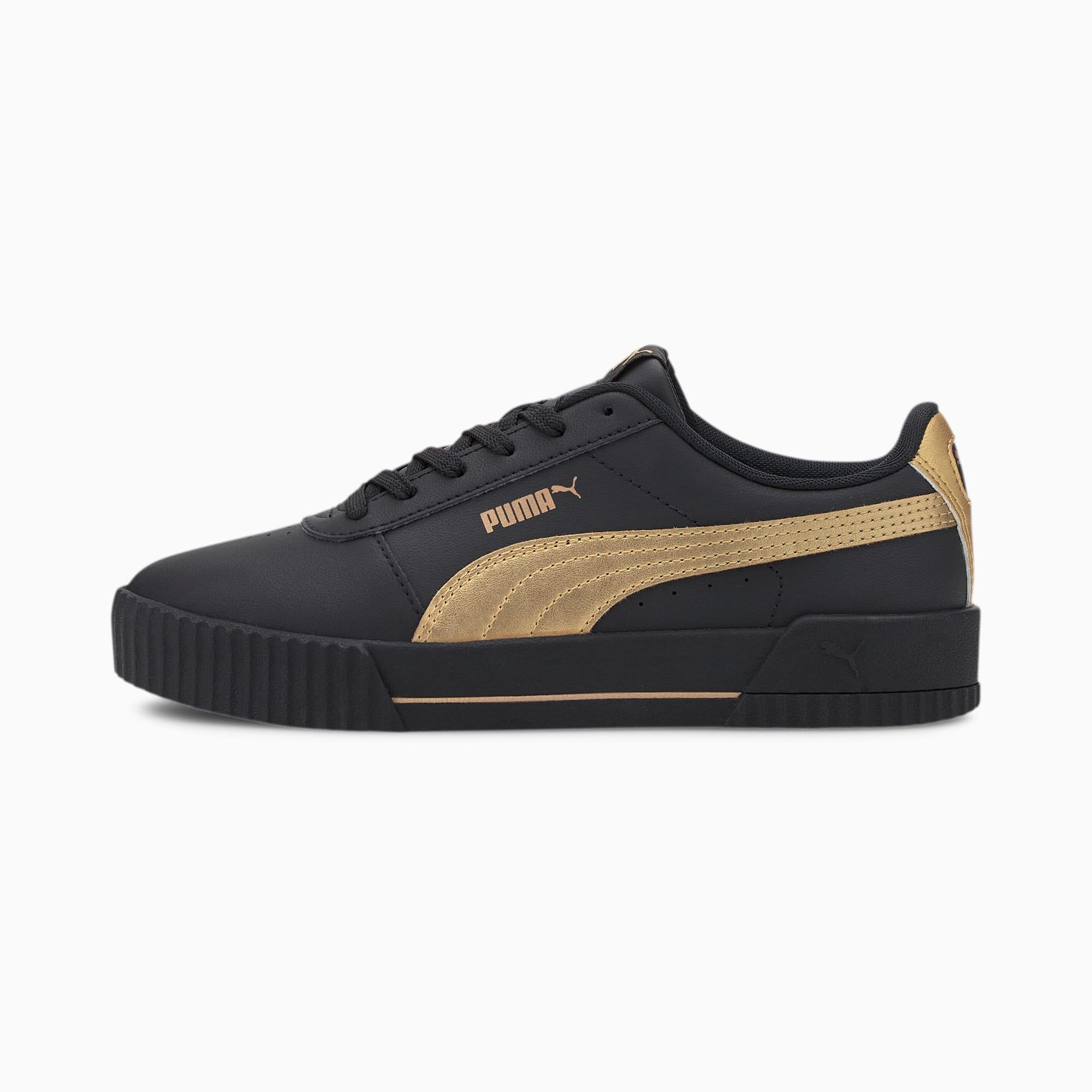puma -  Carina Meta20 Damen Sneaker Schuhe | Schwarz | Größe: 39