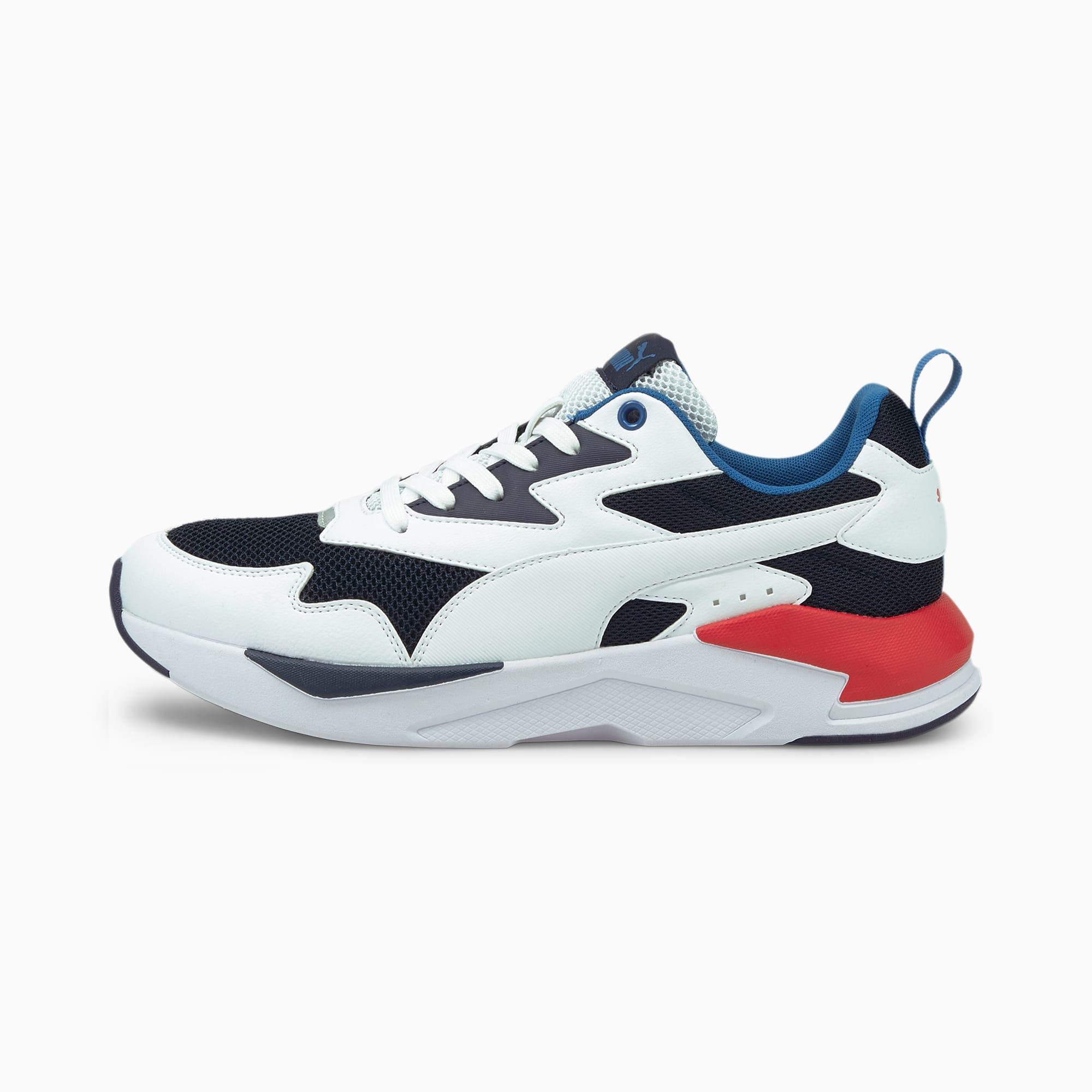 PUMA X-Ray Lite Sneaker Schuhe Für Herren | Mit Aucun | Weiß/Blau | Größe: 45