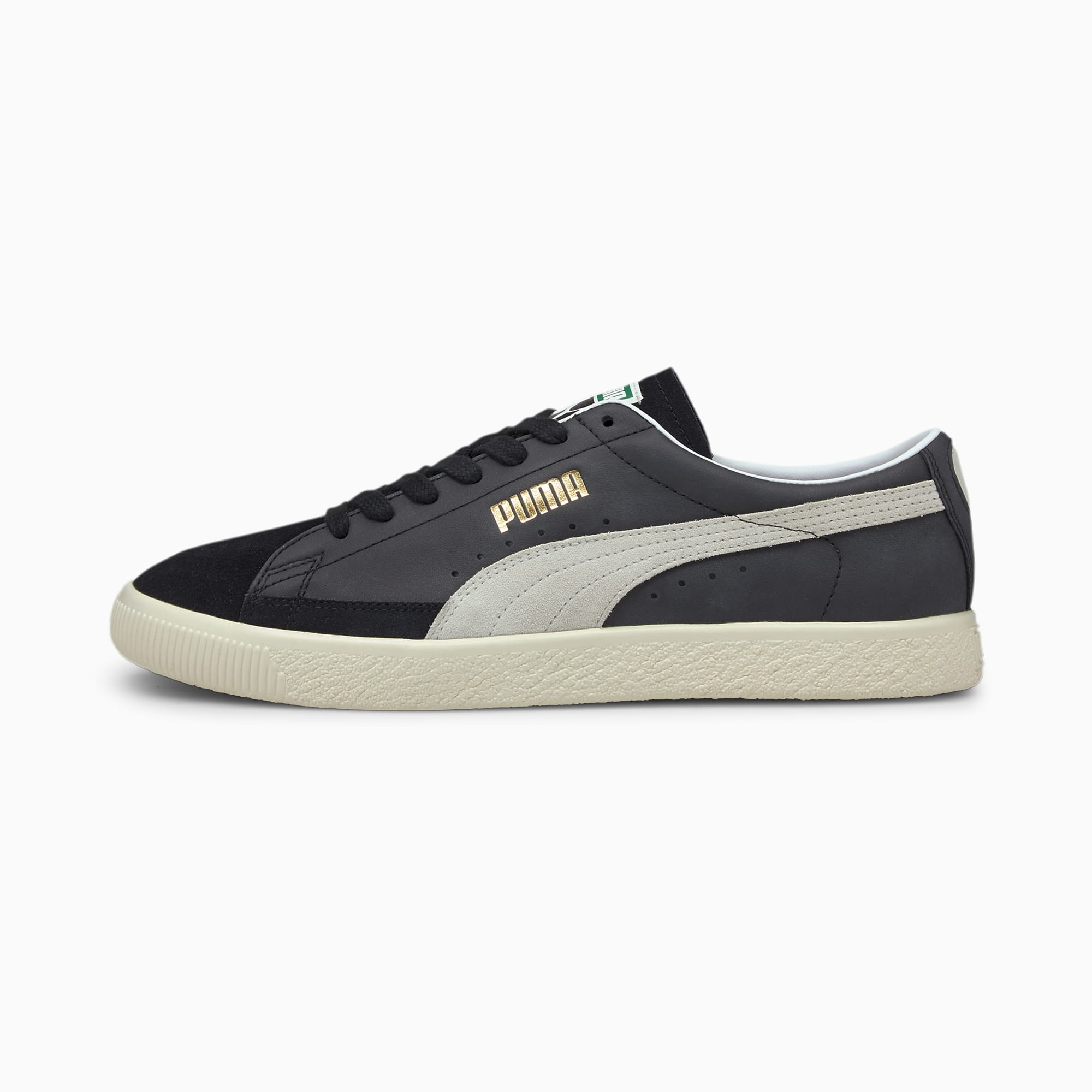 Basket VTG sneakers, Wit/Zwart, Maat 42,5   PUMA
