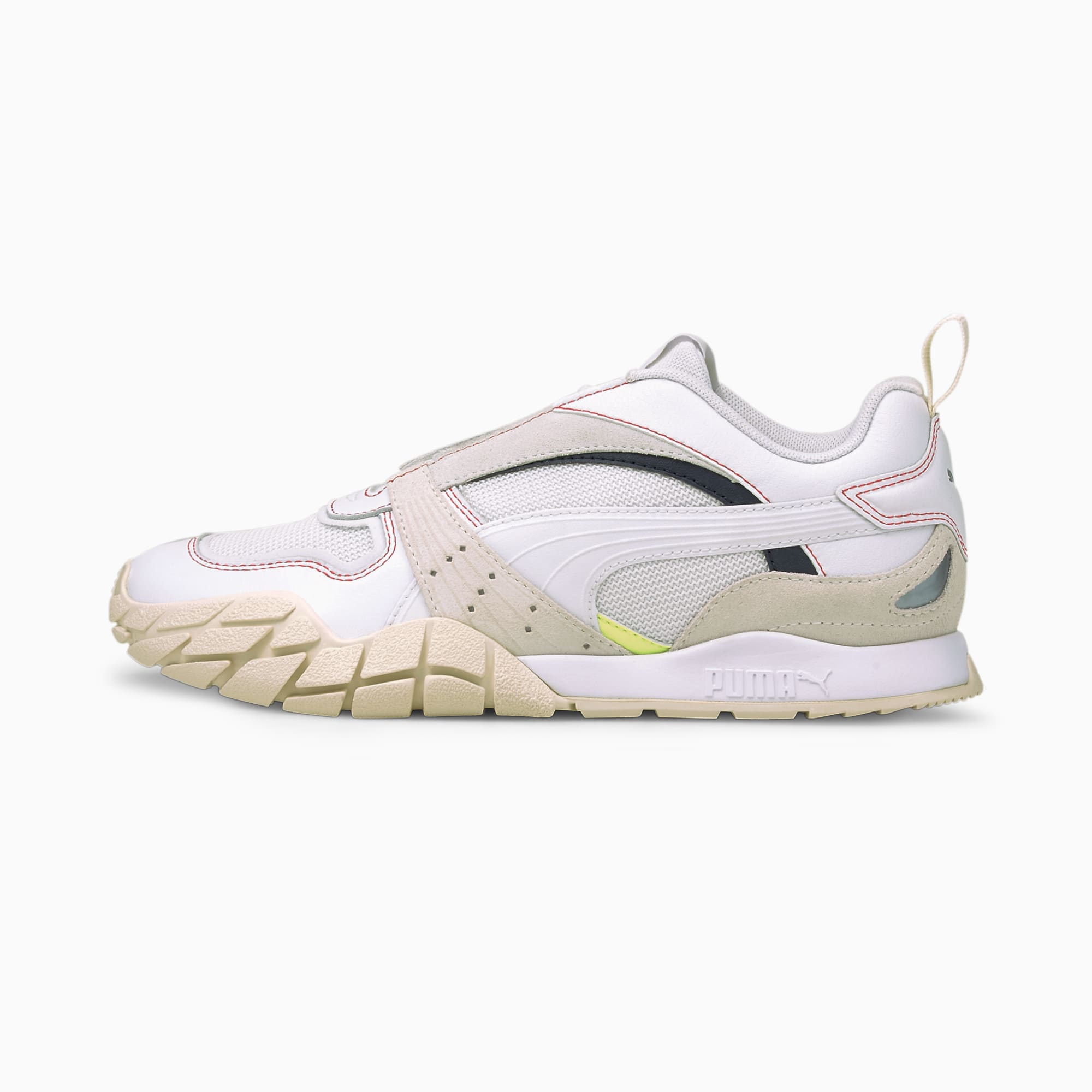 Kyron Fantasy sneakers dames, Wit/Zwart, Maat 41   PUMA