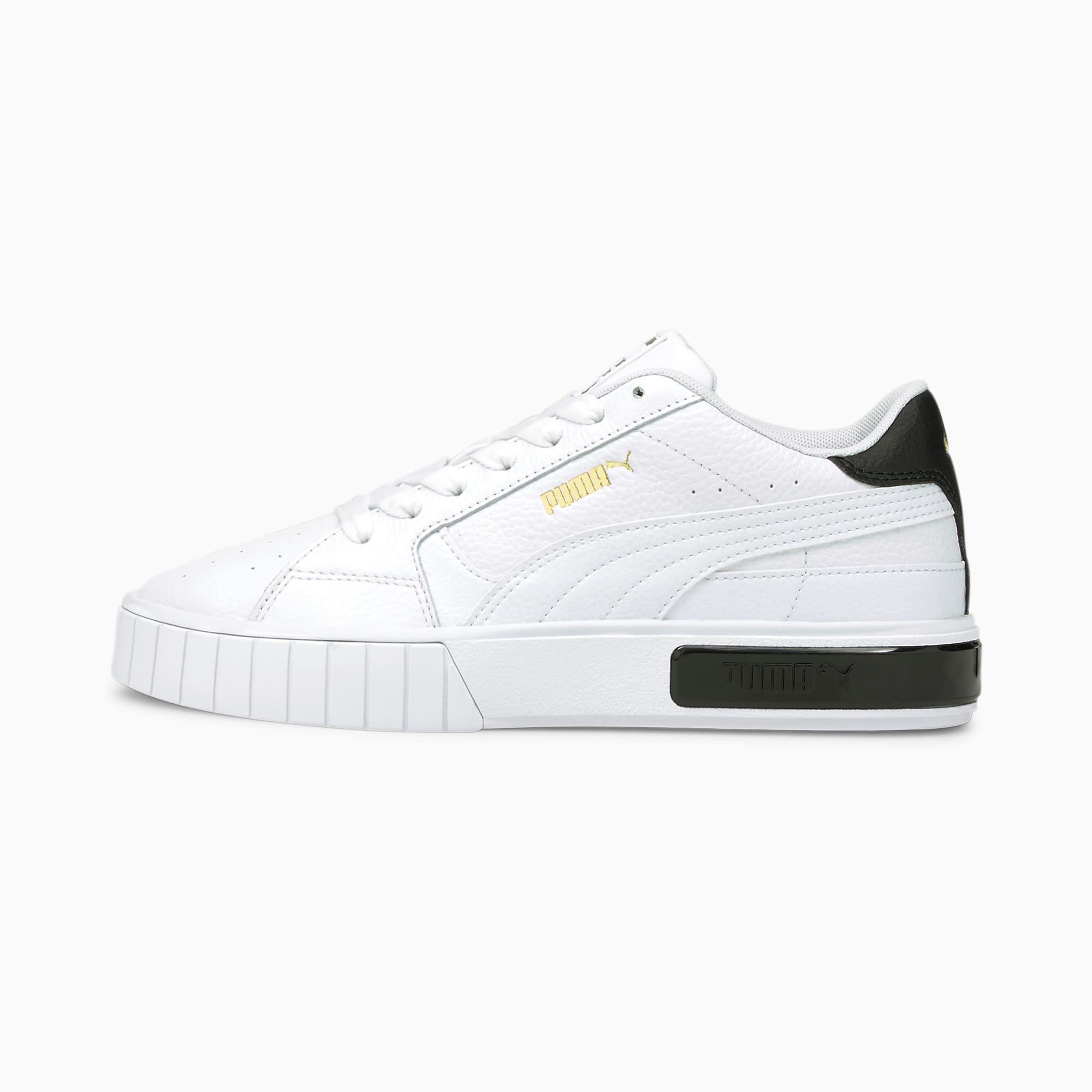 PUMA Cali Star Sneakers , Wit/Zwart/Aucun, Maat 38