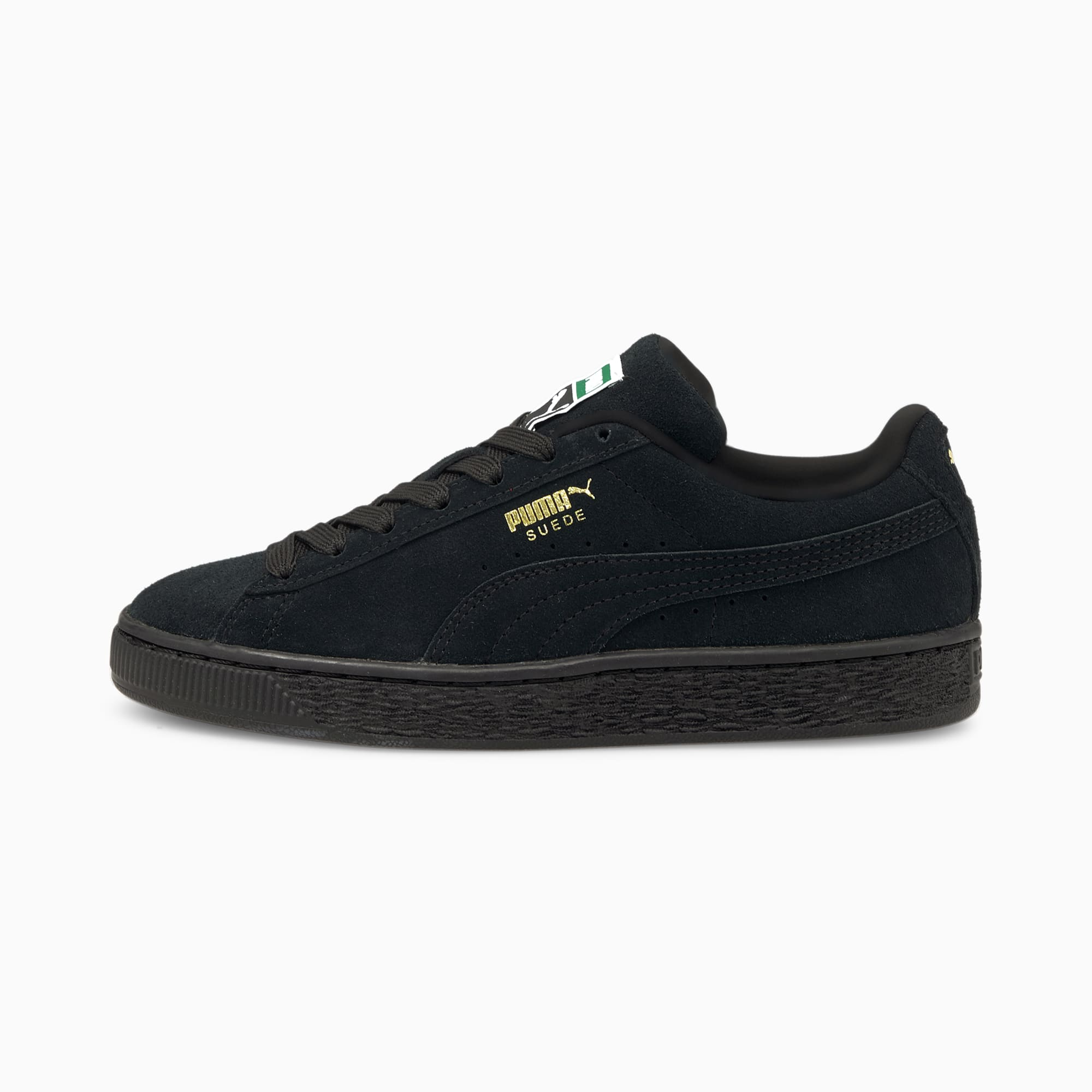 Suede Classic XXI sneakers, Zwart, Maat 37,5 | PUMA