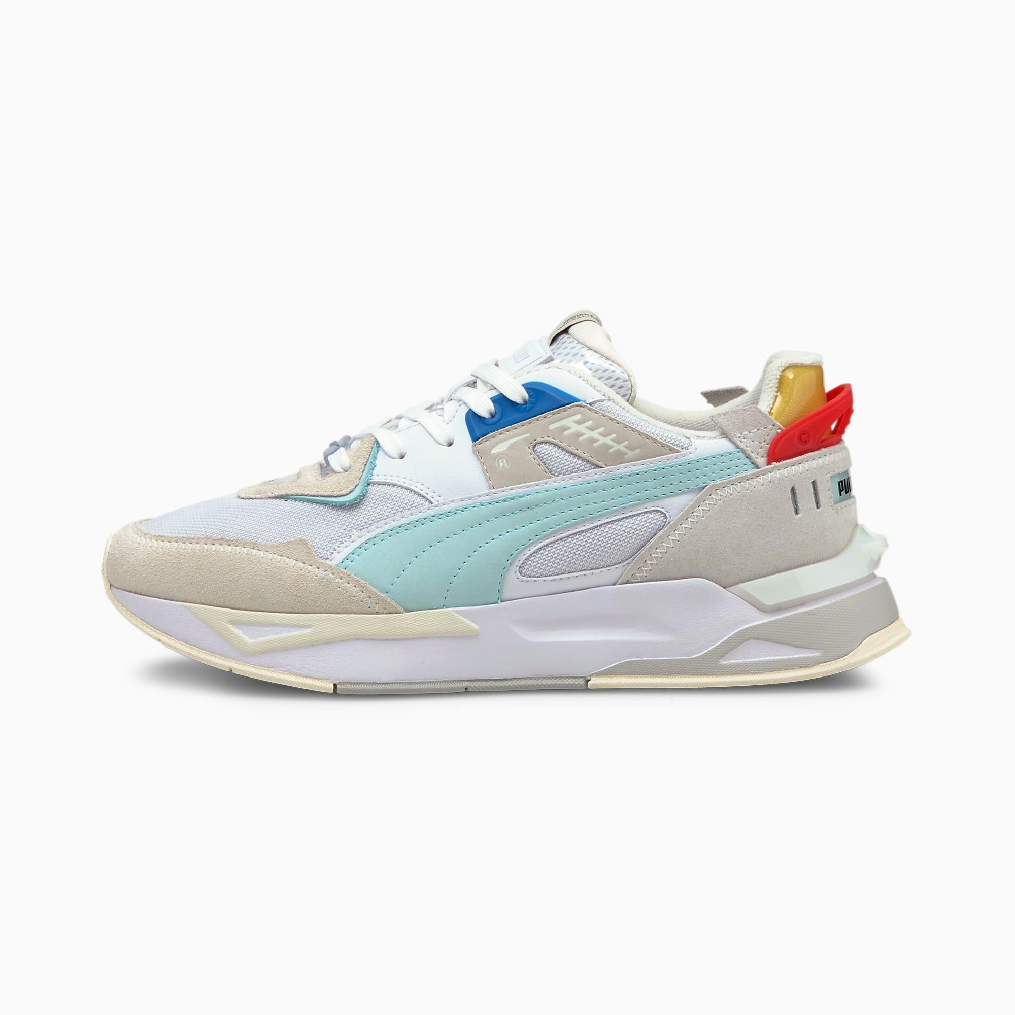 PUMA Mirage Sport Sneaker Schuhe | Weiß | Größe: 53.5