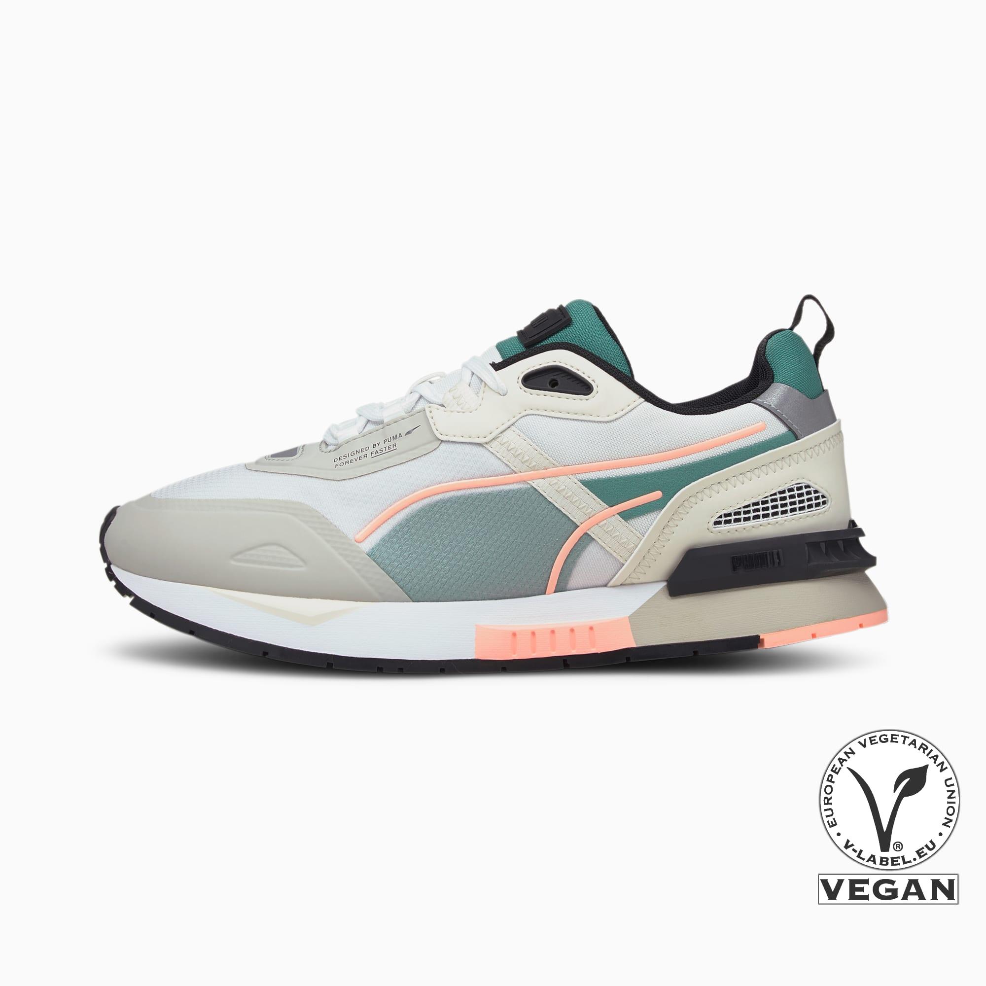 PUMA Mirage Tech Sneaker Schuhe | Mit Aucun | Weiß/Grau | Größe: 41