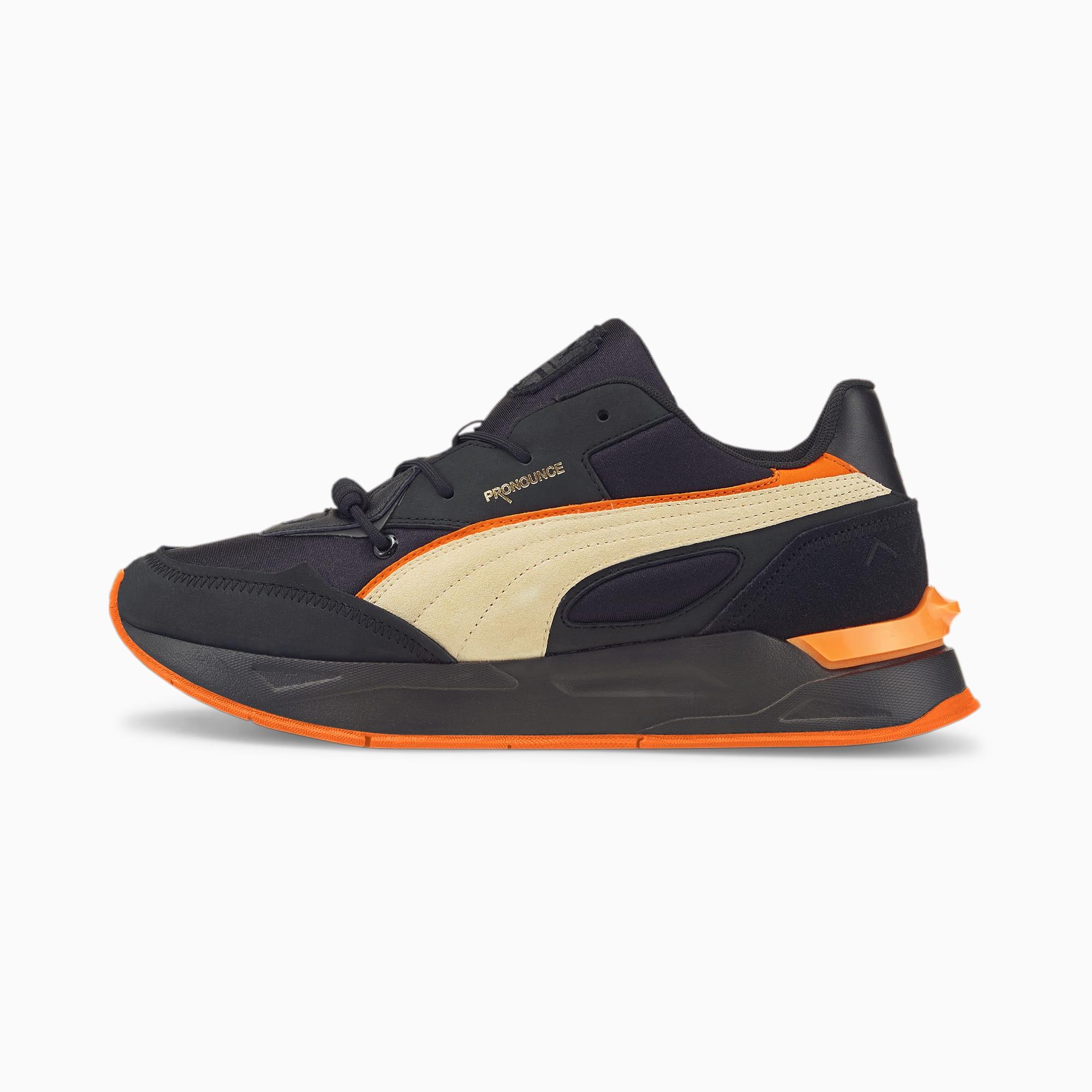 PUMA x PRONOUNCE Mirage Sport Sneaker Schuhe | Mit Aucun | Schwarz/Beige | Größe: 37