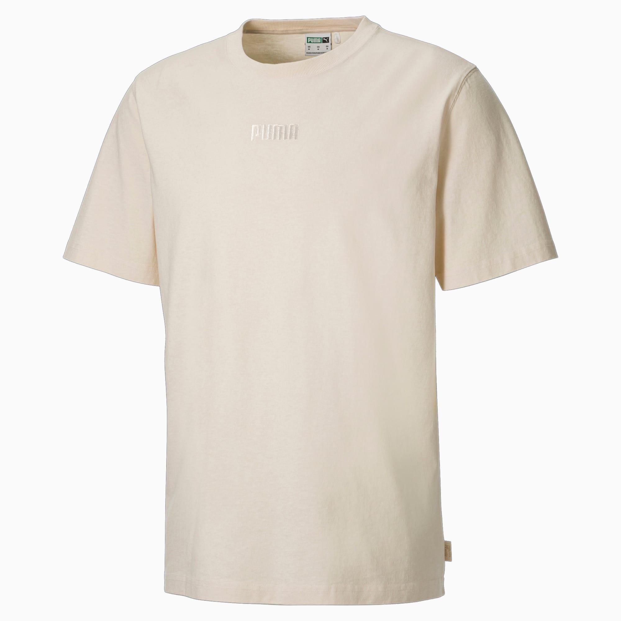 MMQ EARTHBREAK T-shirt heren, Wit, Maat XS | PUMA