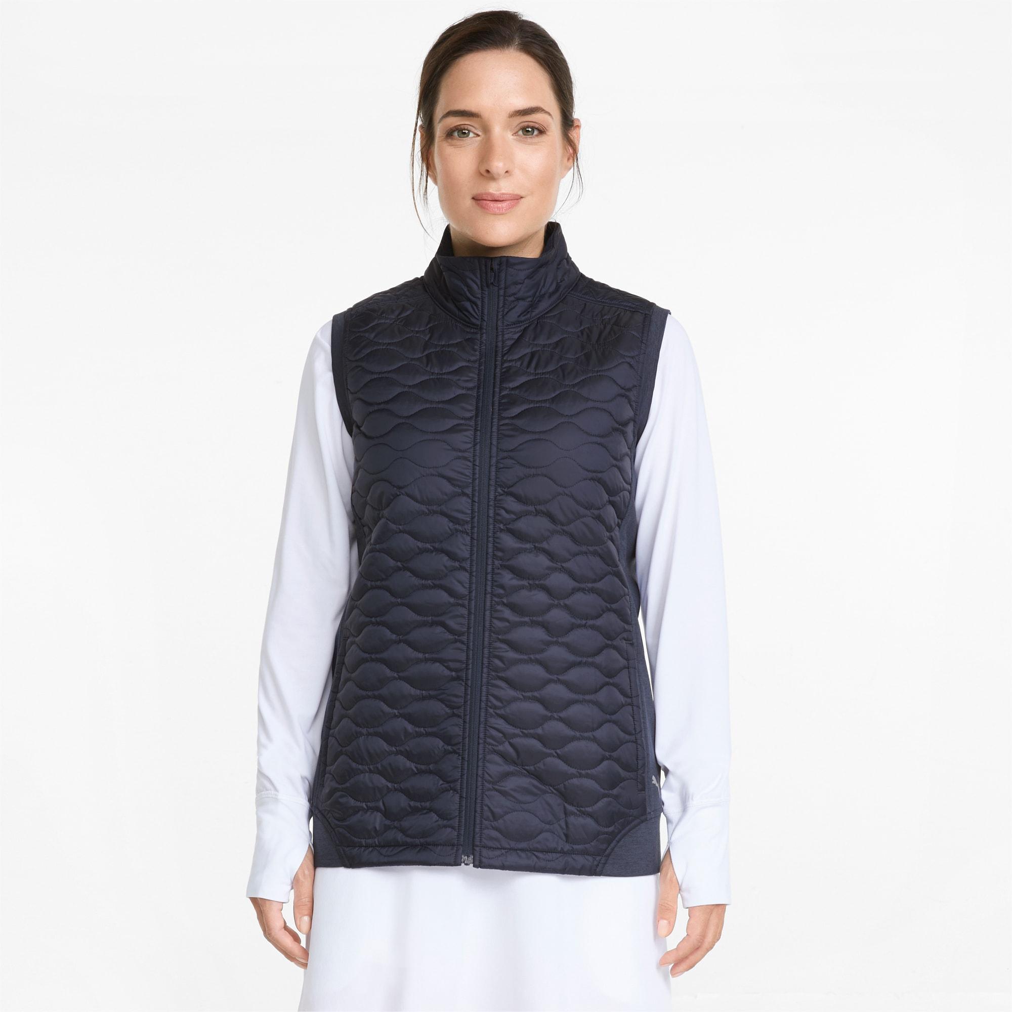 Veste de golf Cloudspun WRMLBL , Bleu, Taille L, Vêtements - PUMA - Modalova