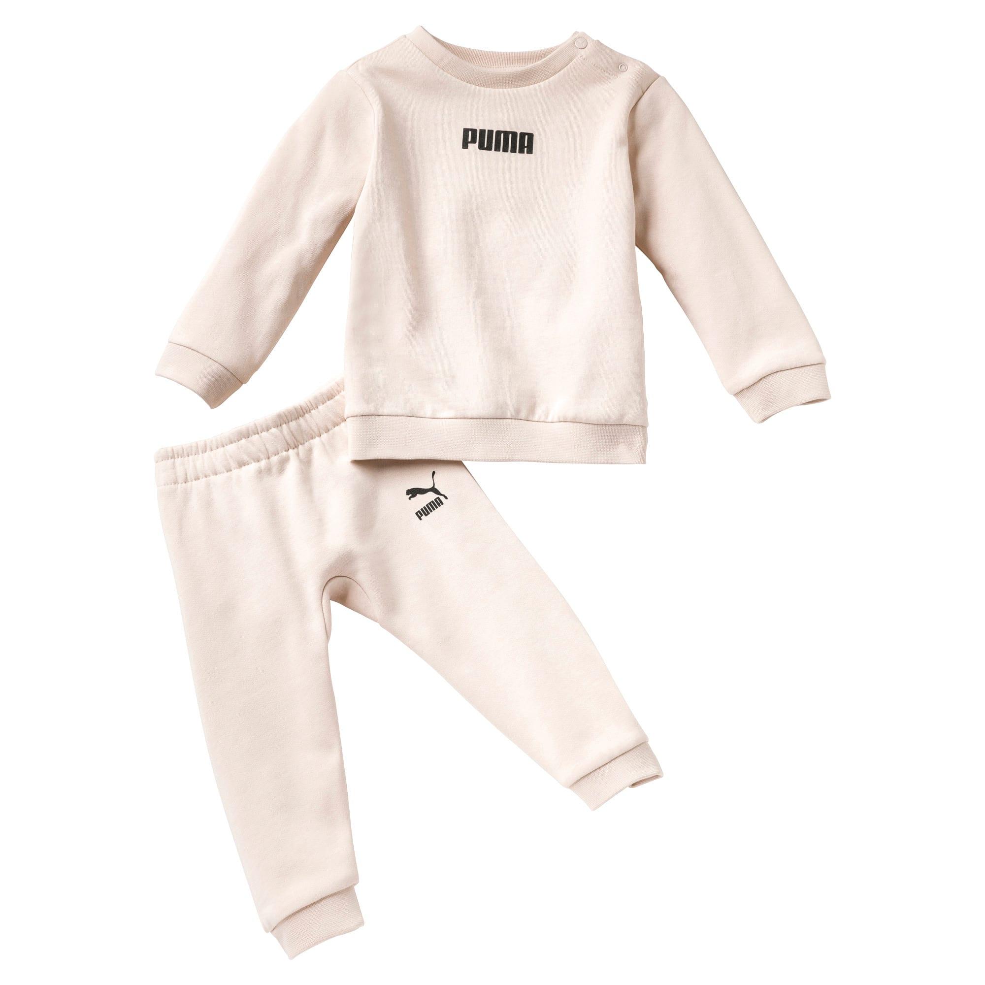 Babies' Jogger Set, Roze, Maat 74 | PUMA