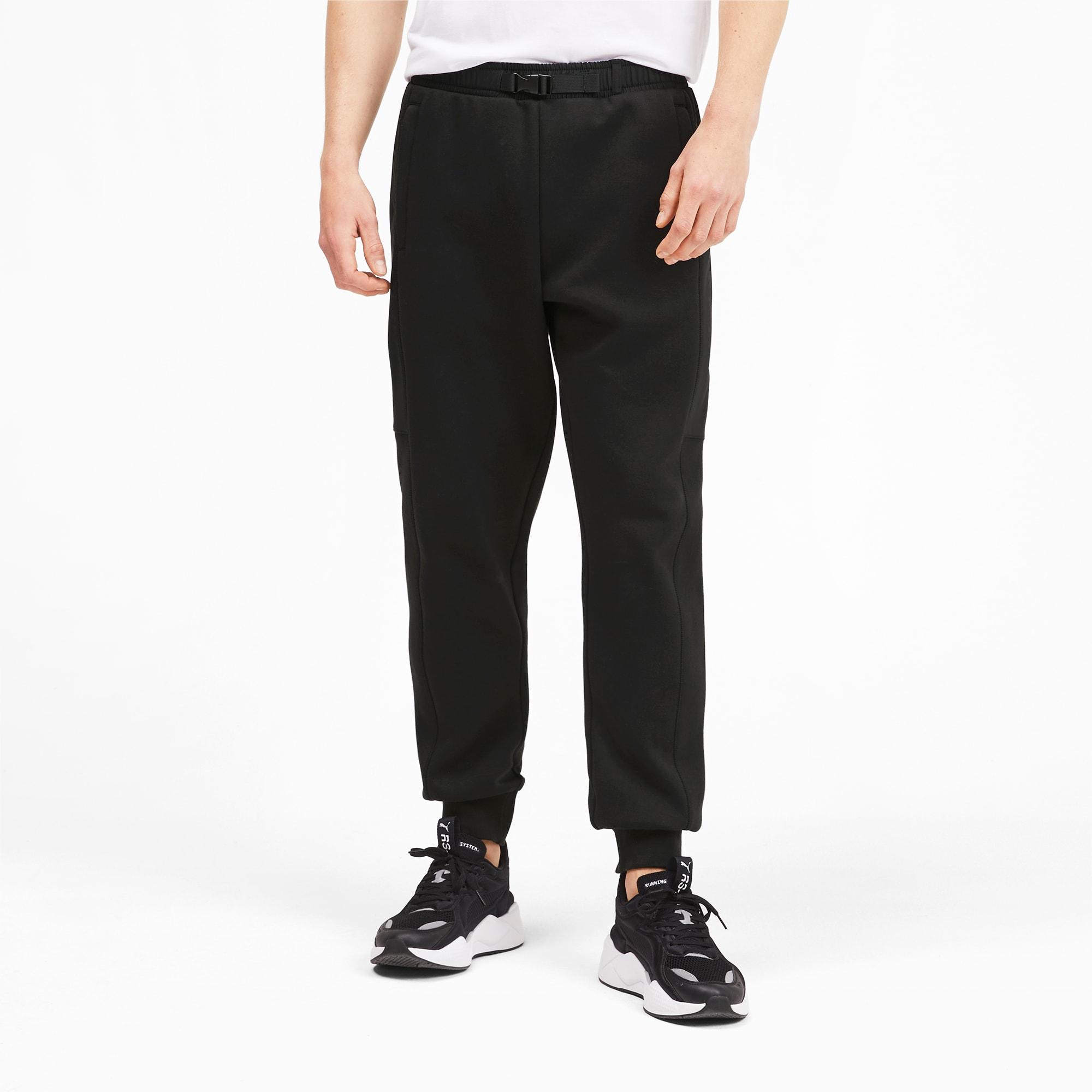 Pantalones de Chándal de Hombre Epoch Hybrid, Negro, Talla XS | PUMA Hombres