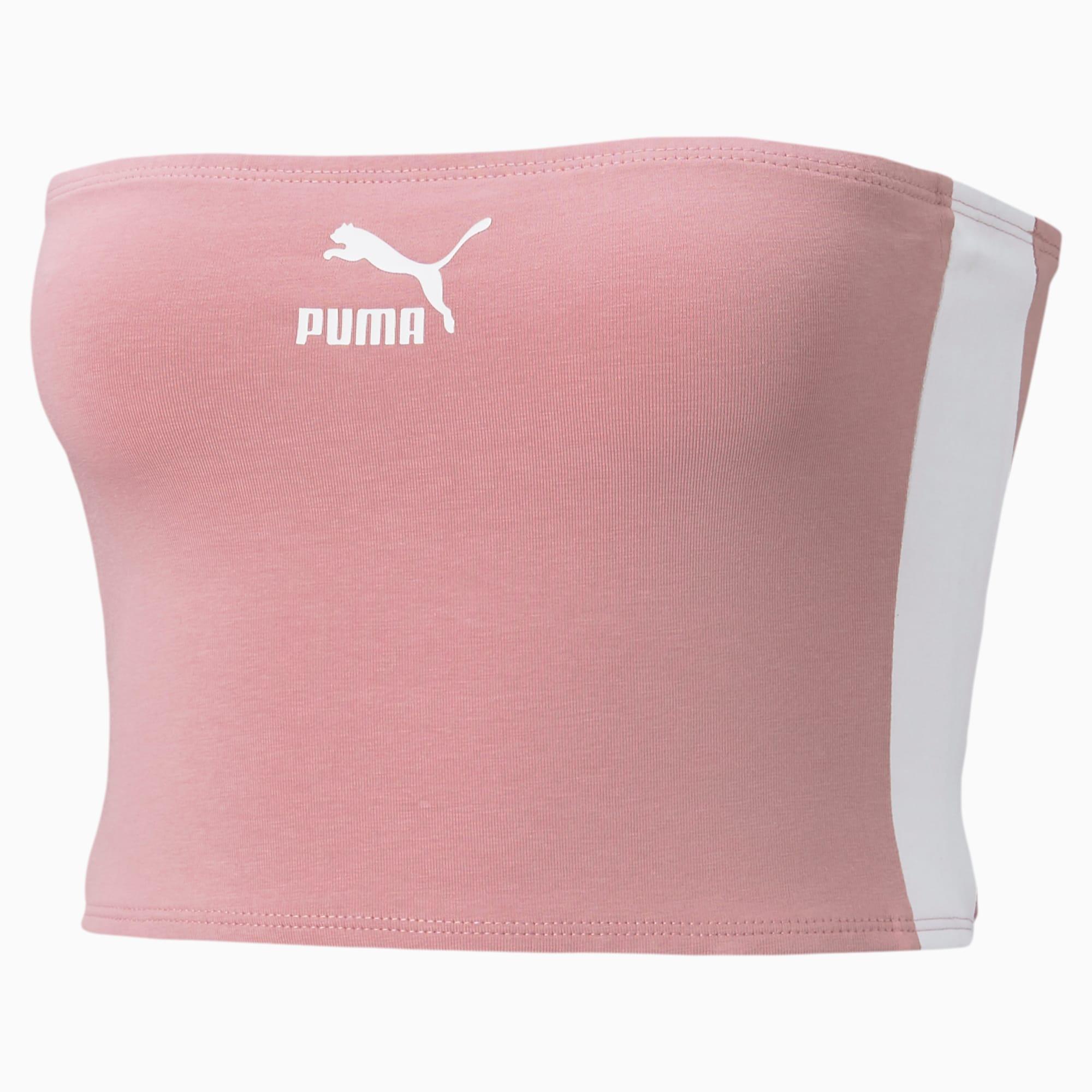 puma -  Damen Bandeau Top   Mit Aucun   Größe: XL