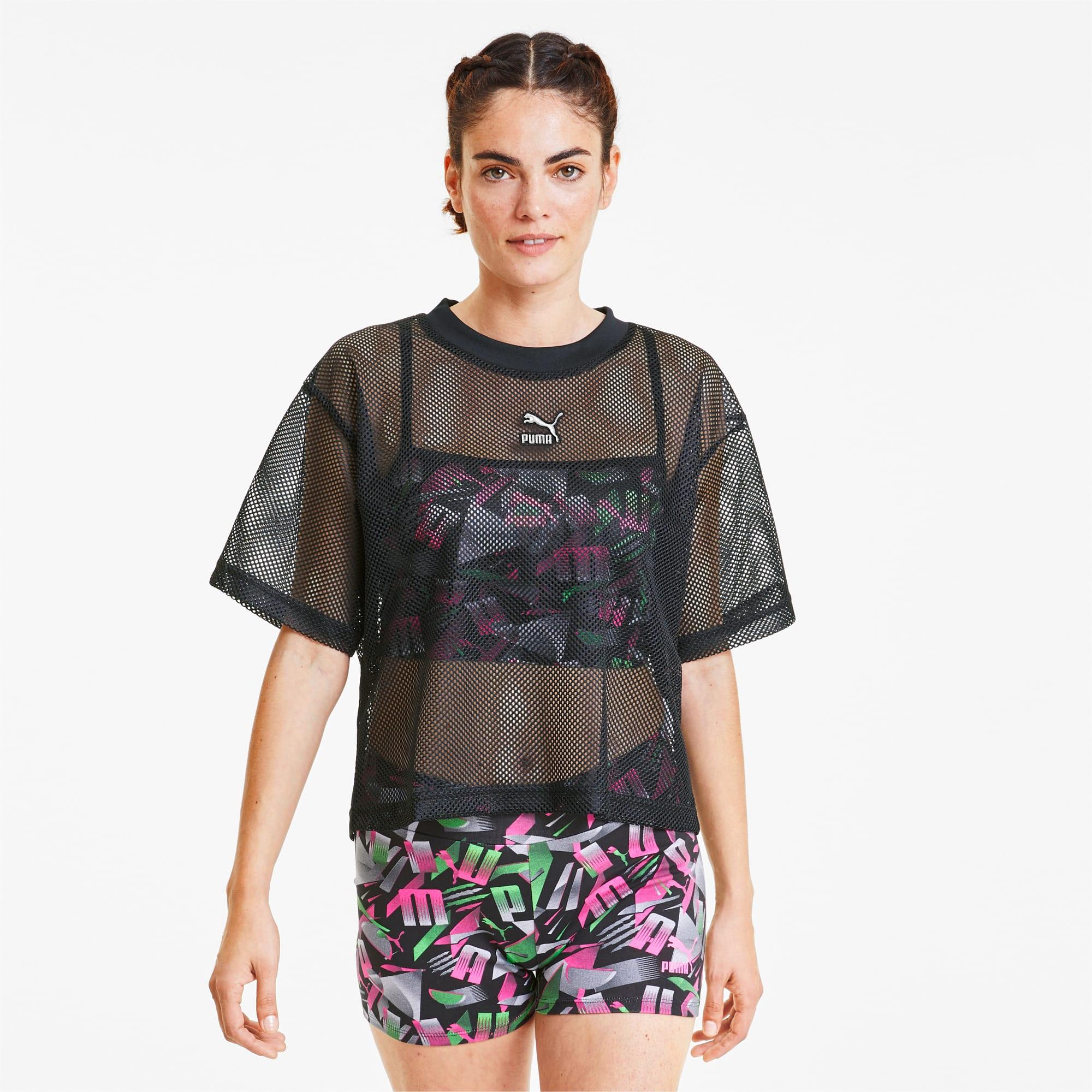 T-Shirt Classic Mesh donna
