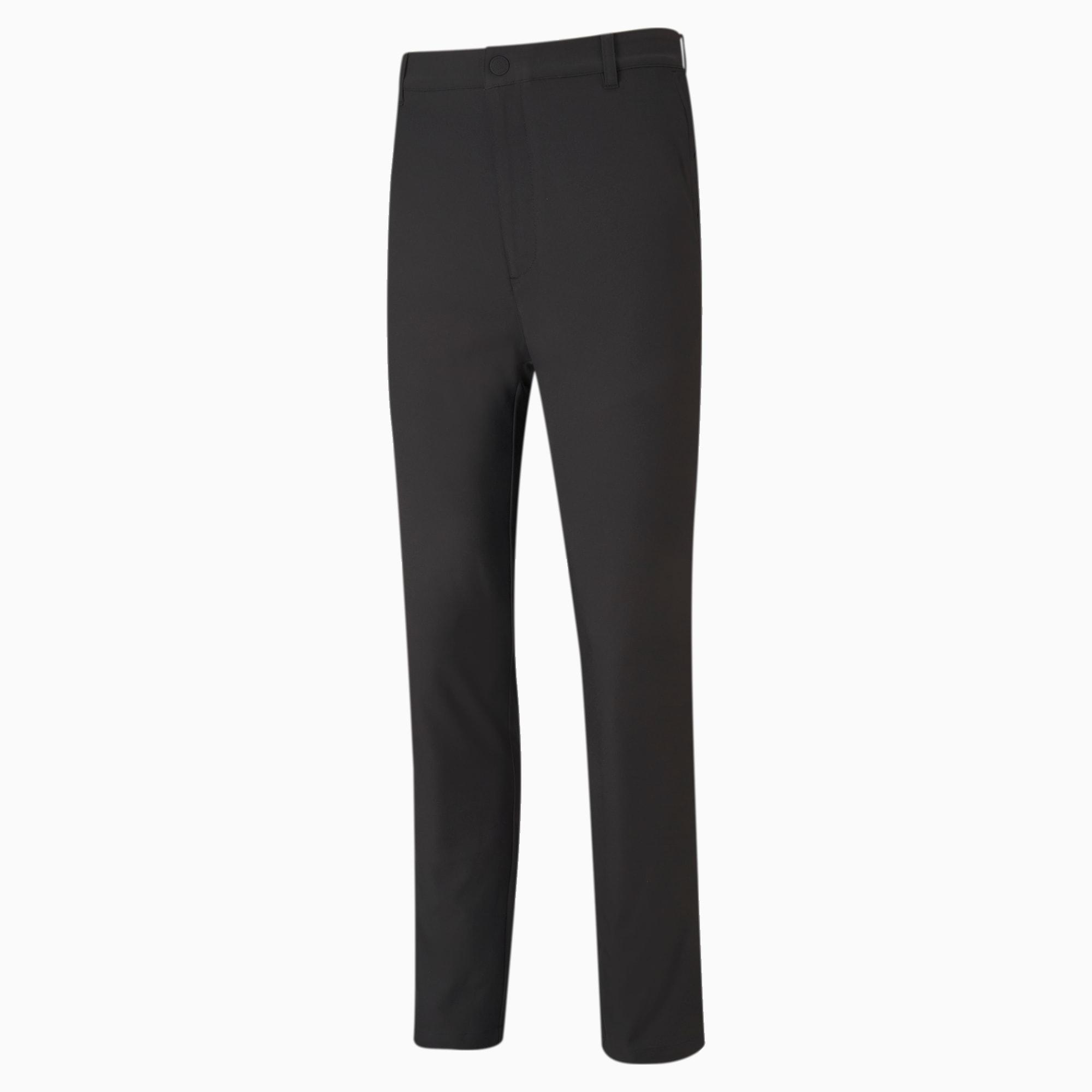 Jackpot Tailored golfbroek heren, Zwart, Maat 40/36 | PUMA