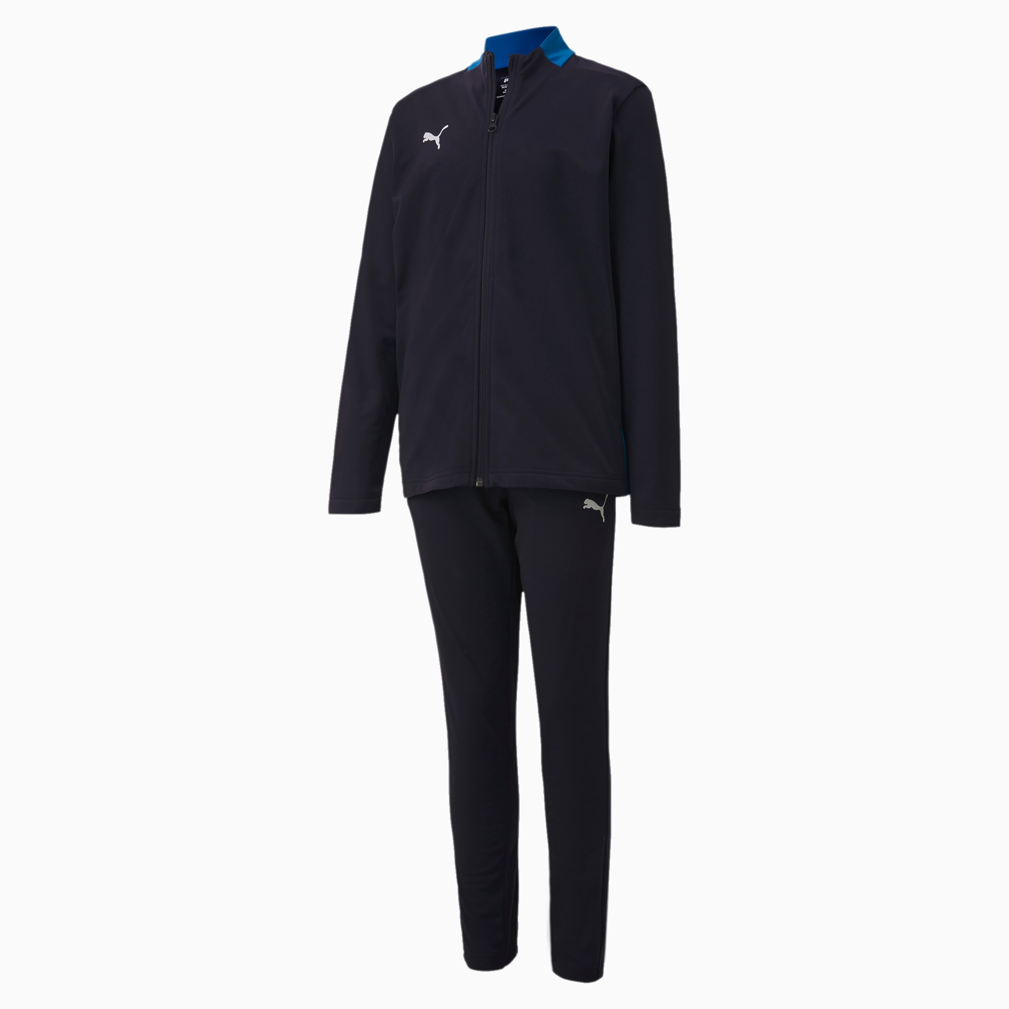 Image of PUMA ftblPLAY Youth Trainingsanzug Für Kinder | Mit Aucun | Blau | Größe: 104