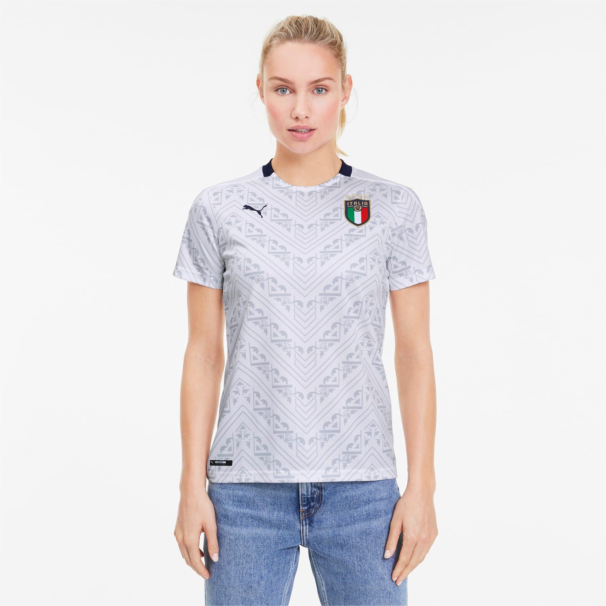 Italia Away replica shirt, Wit/Blauw, Maat 3XL | PUMA