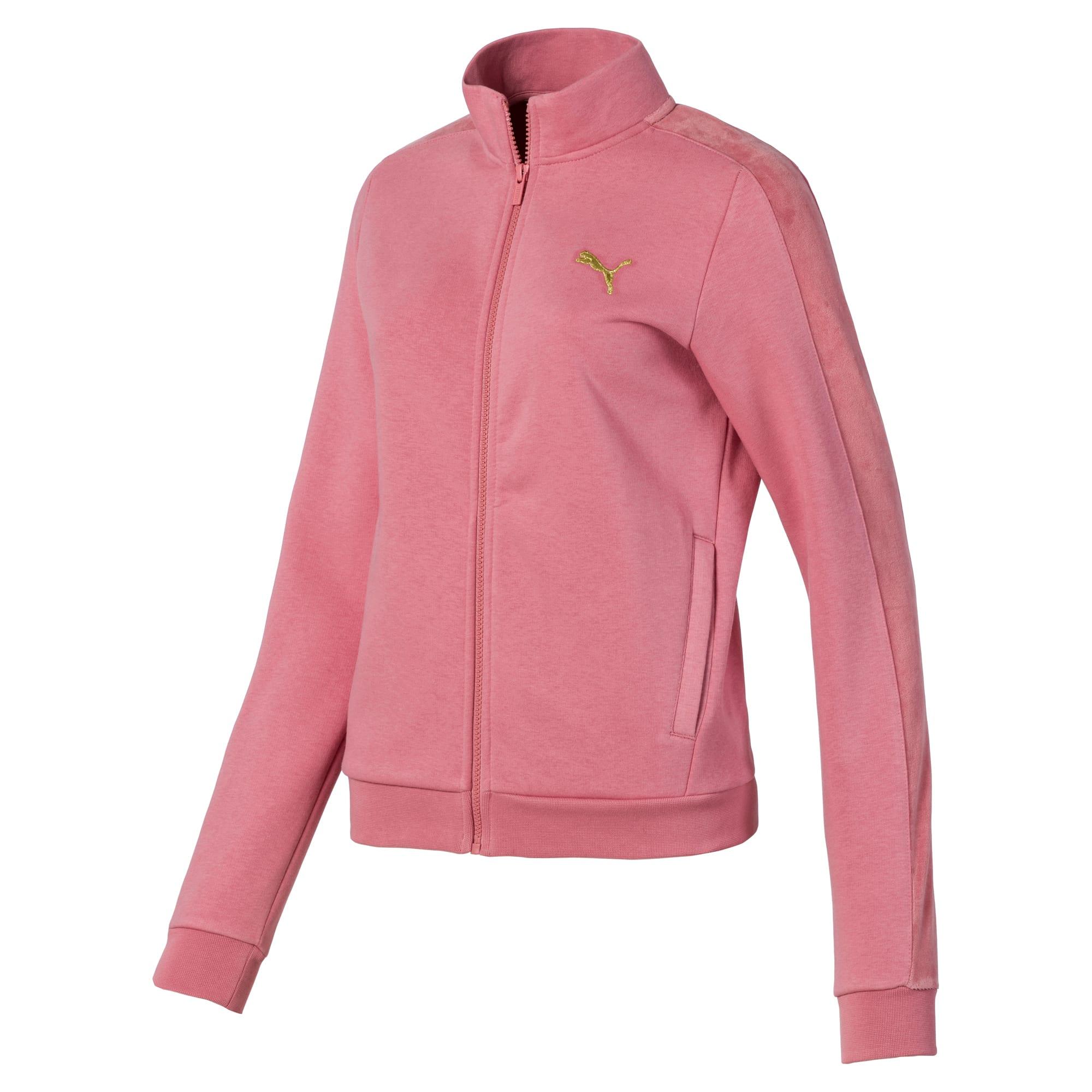 puma -  Damen Fleece Trainingsjacke | Mit Aucun | Größe: S