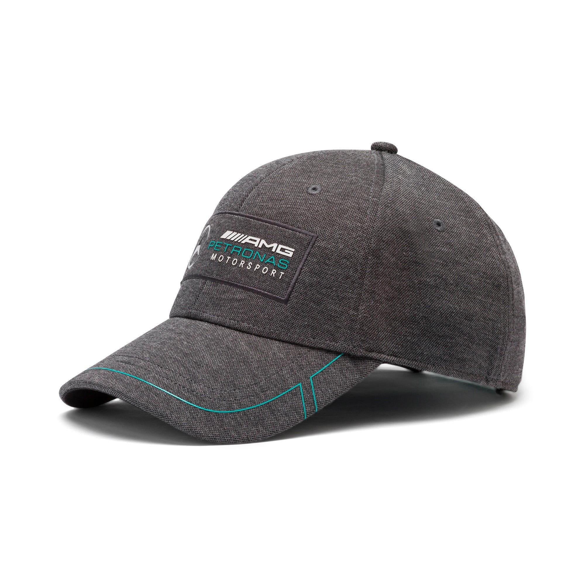 PUMA Casquette de baseball Mercedes AMG Petronas Motorsport, Noir