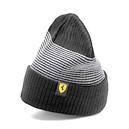 Gorro de lana Scuderia Ferrari para fanáticos