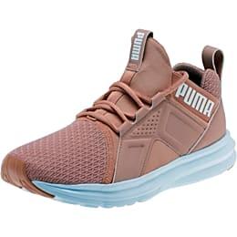 Zapatos de entrenamientoZenvopara mujer, Cameo Brown-Puma White, pequeños