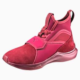 Zapatos deportivos Phenom de gamuza para mujer