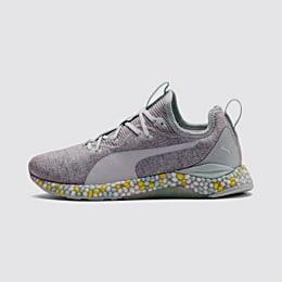 HYBRID Runner Women's Running Shoes, Fair Aqua-Glacier Gray, small