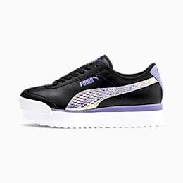 Zapatos deportivos Roma Amor Metallic para mujer