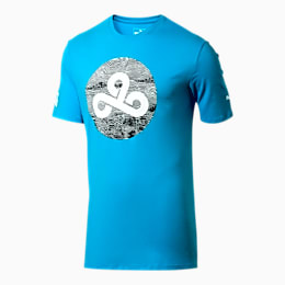 Camiseta PUMA x CLOUD9 Wavy Clouds