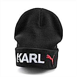 Bonnet PUMA x KARL LAGERFELD, Puma Black, small