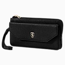 Ferrari Lifestyle Women's Wallet, Puma Black, small
