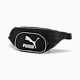 Originals Retro Kids' Bumbag, Puma Black, small