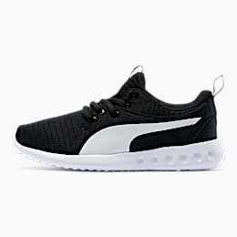 Carson 2 Sneakers JR, Puma Black-Puma White, small