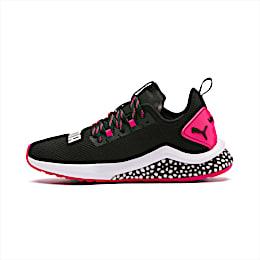 HYBRID NX Women's Running Shoes, Puma Black-Fuchsia Purple, small