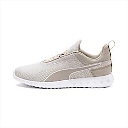 Carson 2 Concave Women's Training Shoes, Silver Gray-Puma White, small