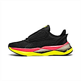 LQDCell Shatter XT Women's Training Shoes, Puma Black-Yellow Alert, small